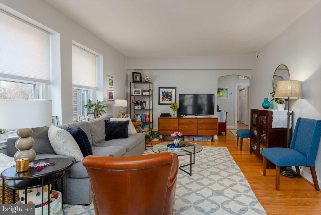 Welcome to 4707 Connecticut Ave Condominium.  This beaux arts building is the perfect mix of of hist