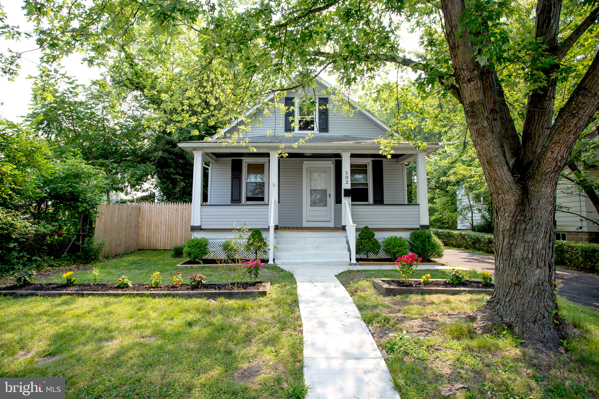 UPDATES GALORE! Here's a great opportunity to live in a generously updated, three-bedroom, 1930's bu