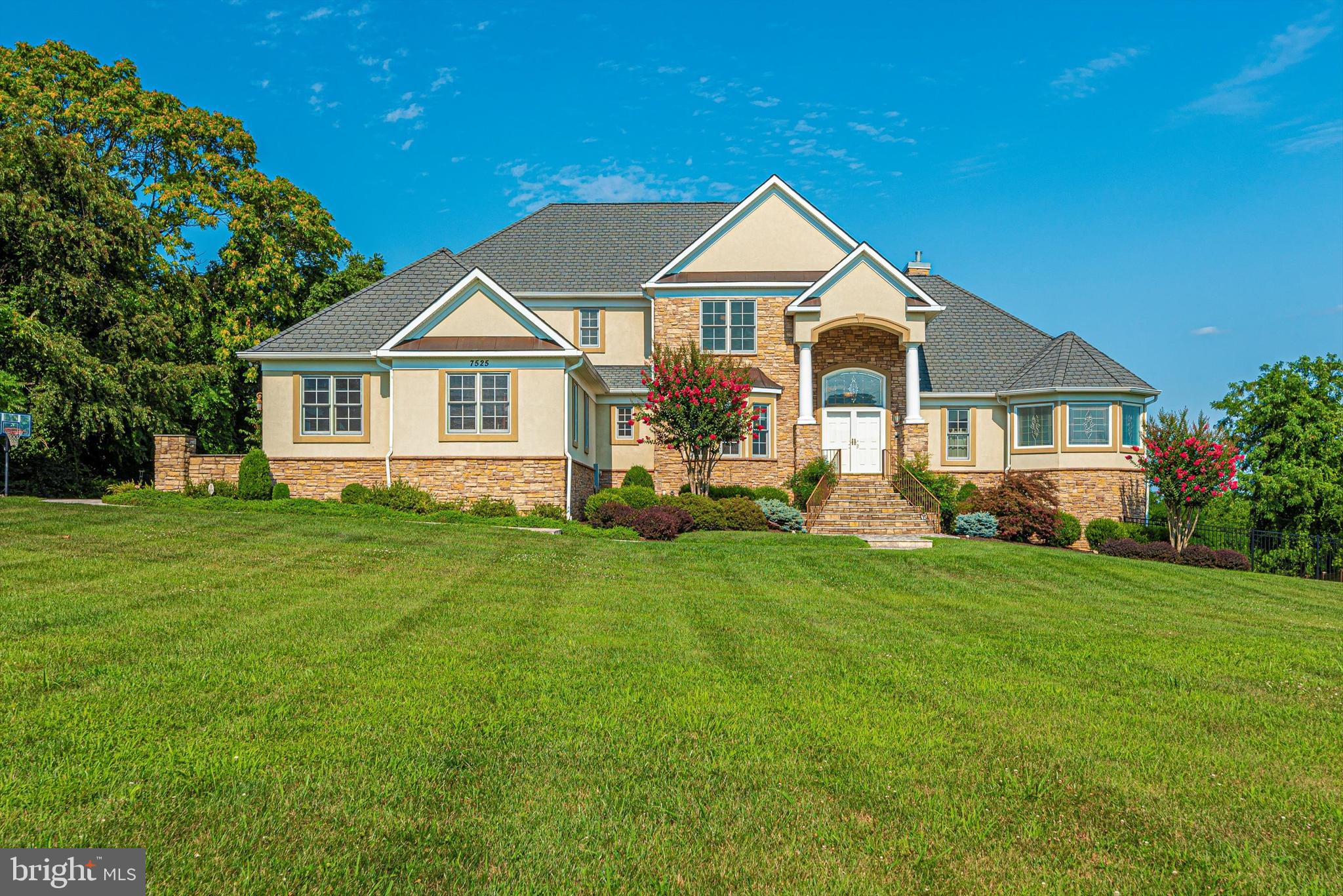 You'll have it all with this stunning, 6 Bedroom, 6 Bath, 3 Finished Level, Custom Built Home situat
