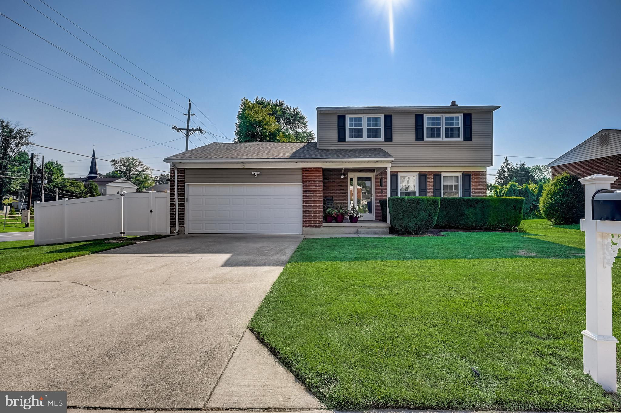 Welcome, Home! Check out this excellently-maintained, move-in-ready 3 bedroom home with a peaceful b