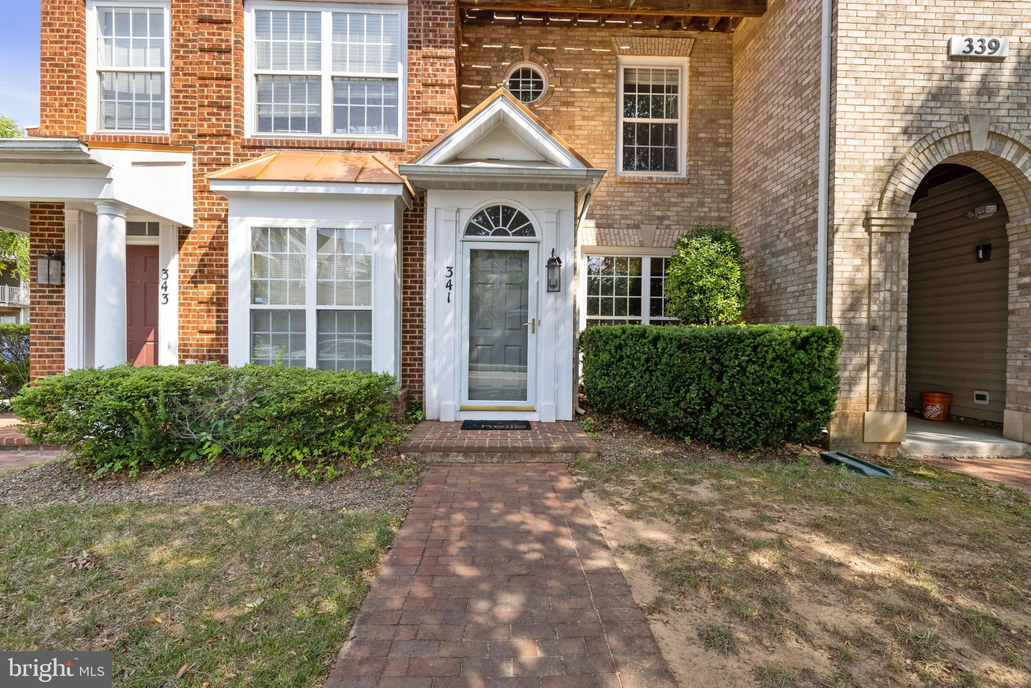 Gorgeous light-filled two-story condo townhome located in the highly sought after neighborhood of Fa