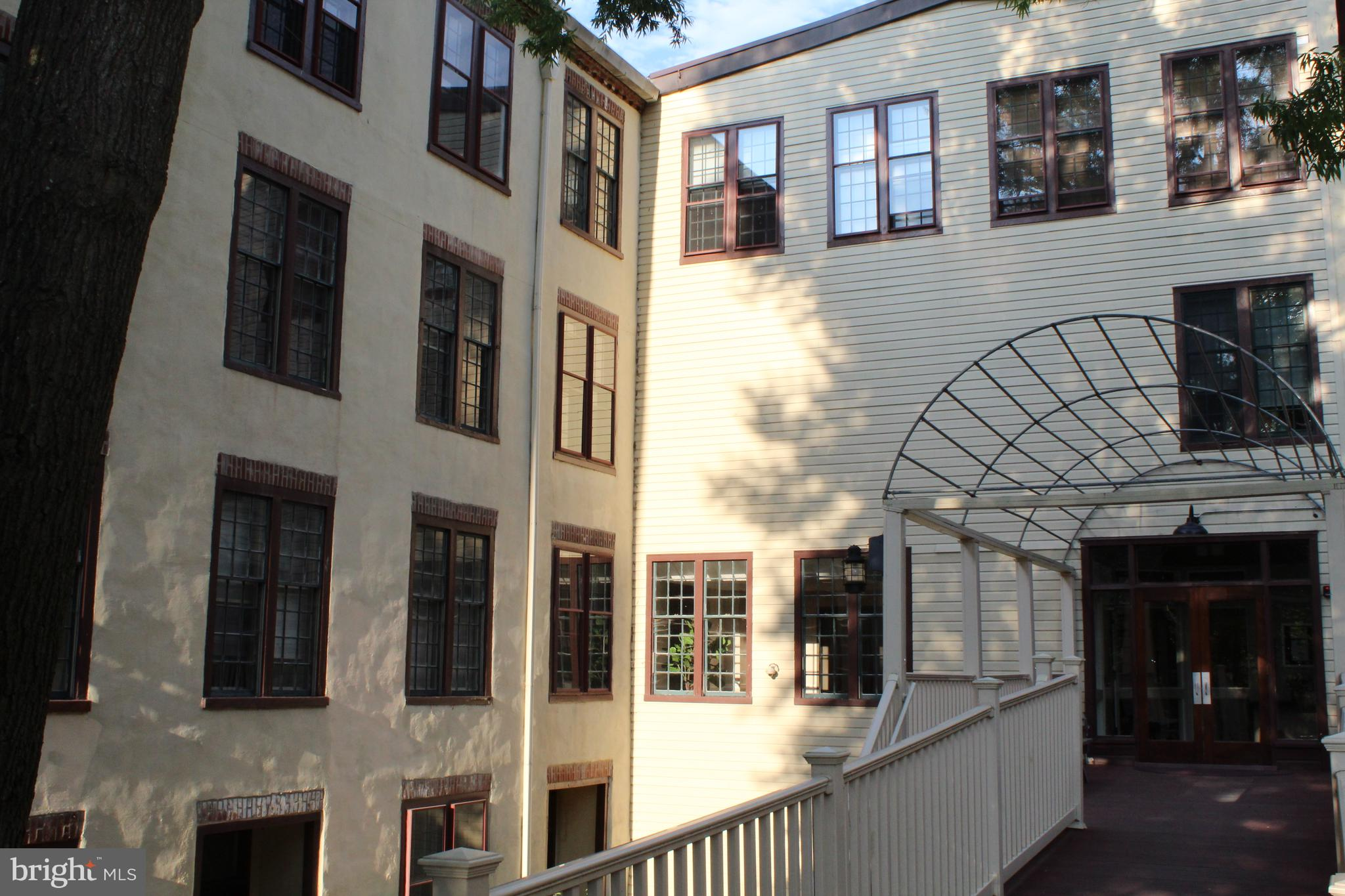 Bancroft Mills Condominiums is an historic old mill building repurposed as NYC-style loft condos.  A