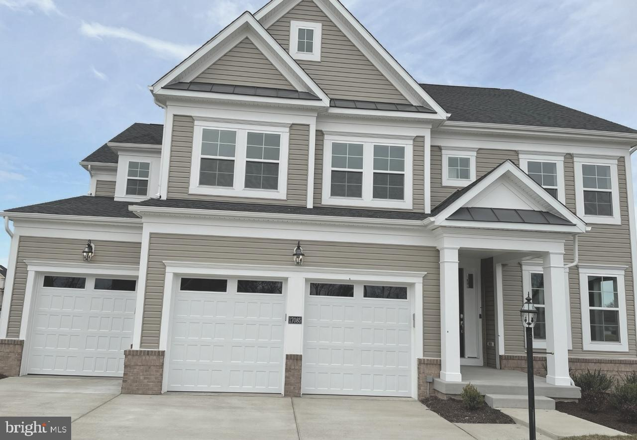 """Westerley Grove is a single-family home community in Poolesville MD- delivery March 2022.  """"LENNAR E"""