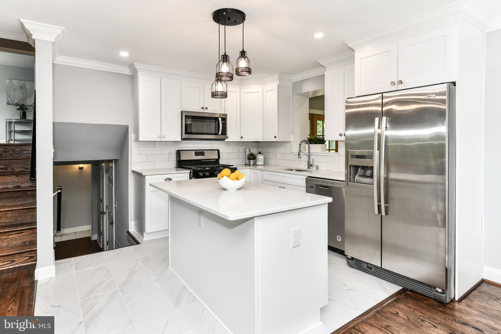 Welcome Home.   Come check out this gorgeous, renovated home.  Love, at first sight, is exactly how