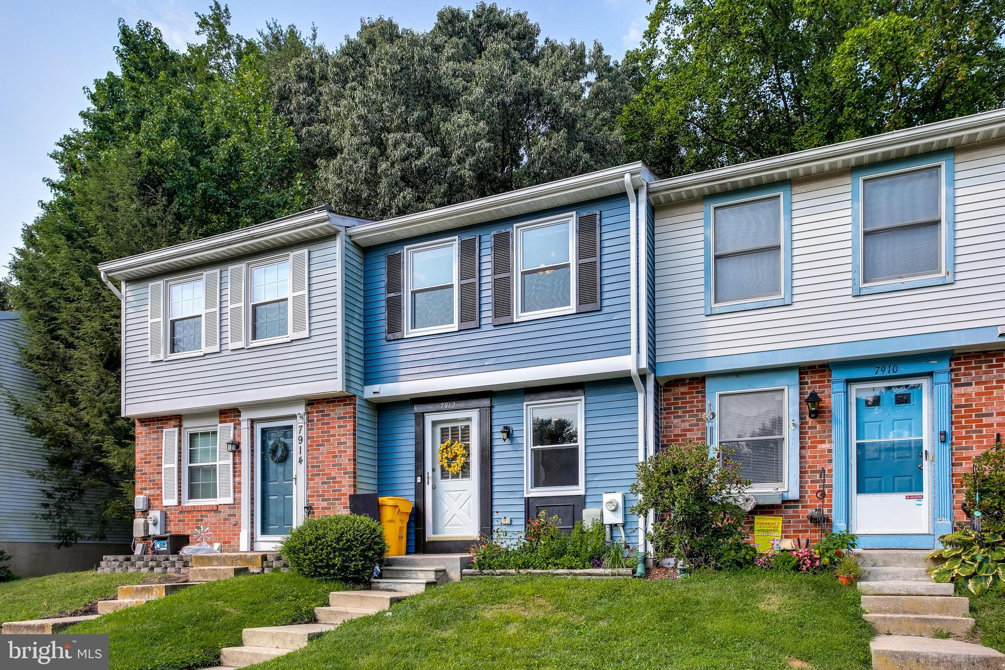 Rare Opportunity in Chesterfield  with Home that Backs to Woods with Full Walkout Basement.  Updated