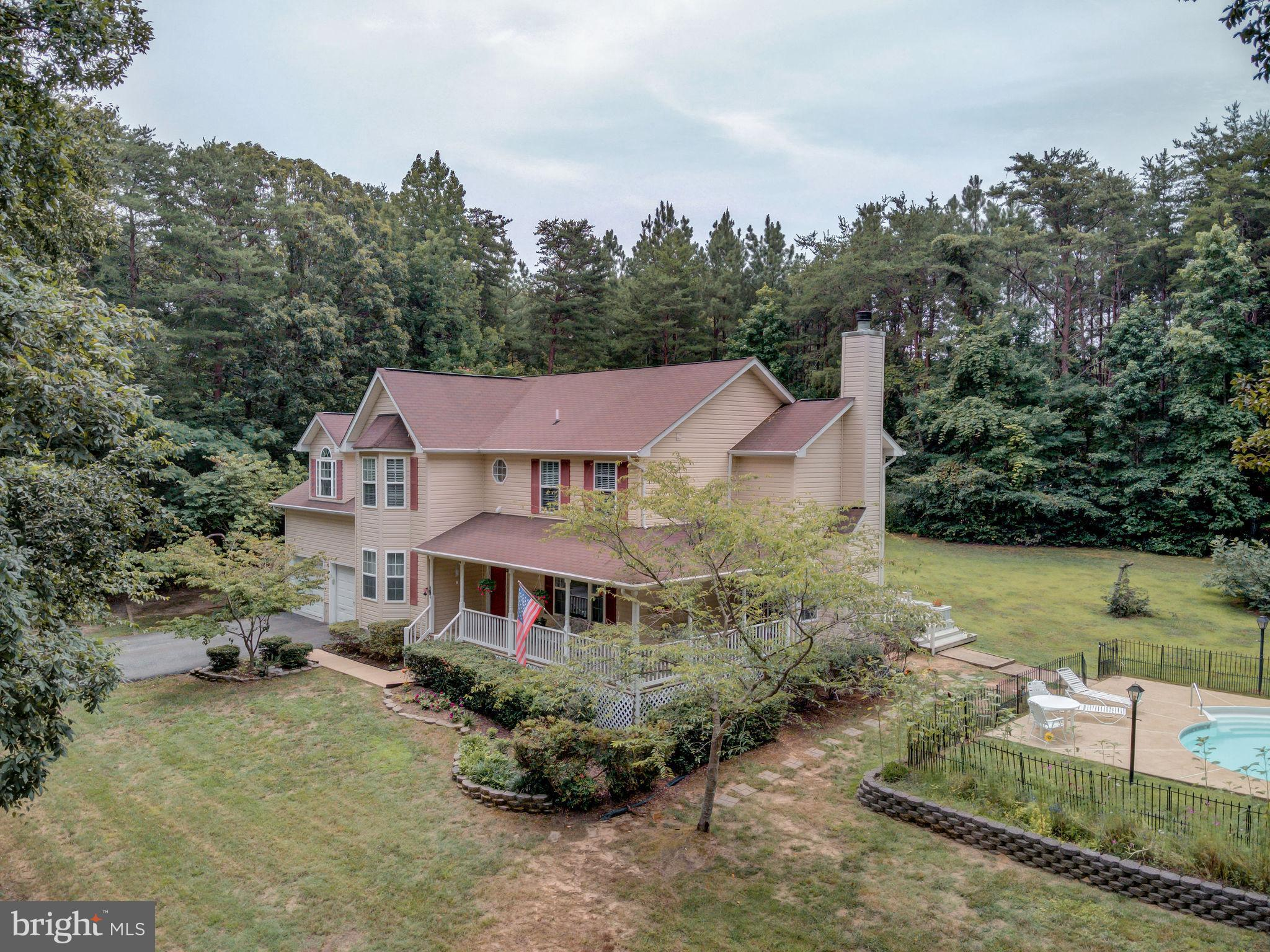 Well maintained by Original Owners-Many Upgrades/Updates-3 Finished Levels-3,600 Total Finished Sq F