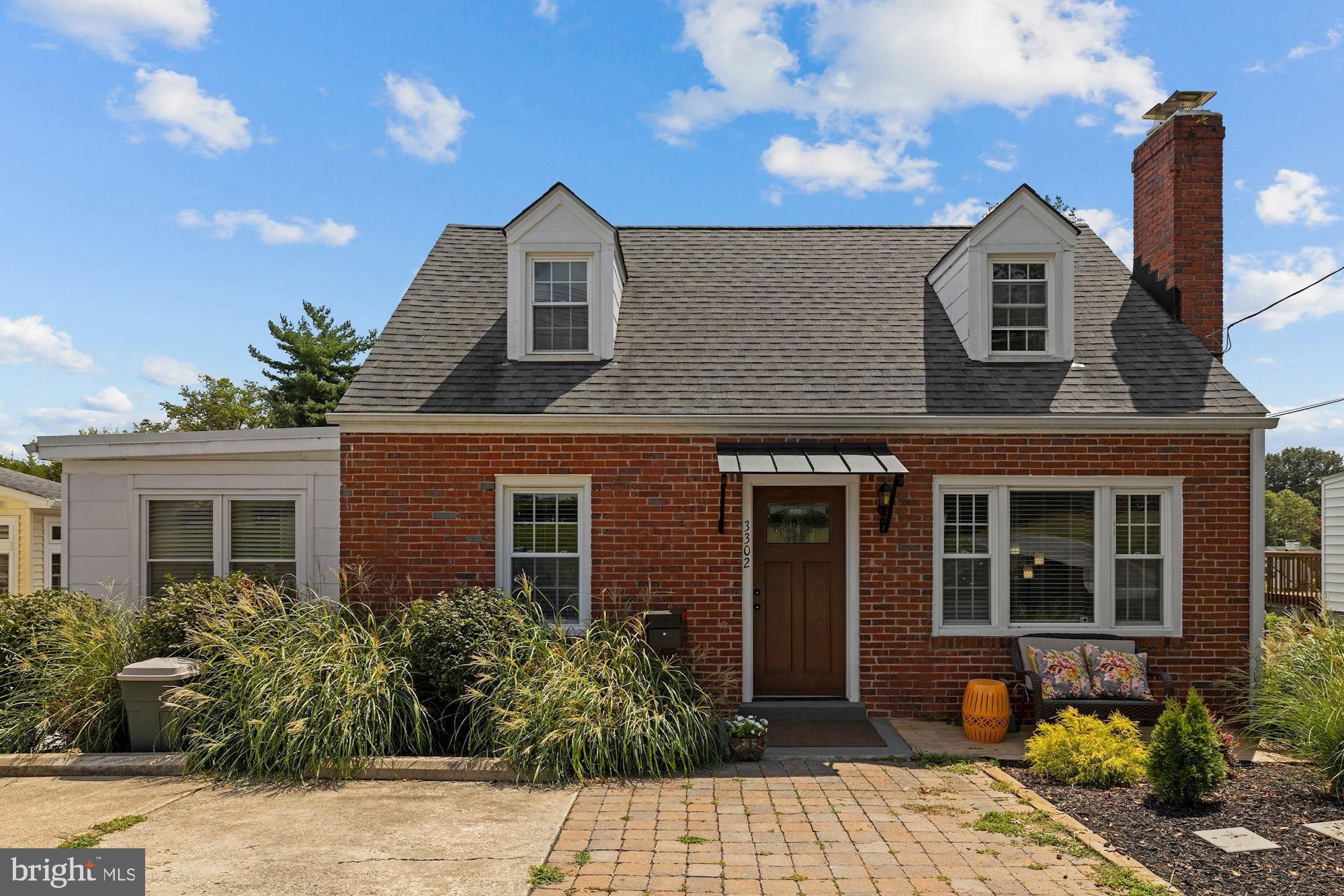 Gorgeous and welcoming Cape Cod in the perfect Chevy Chase/Bethesda location. Recently renovated and
