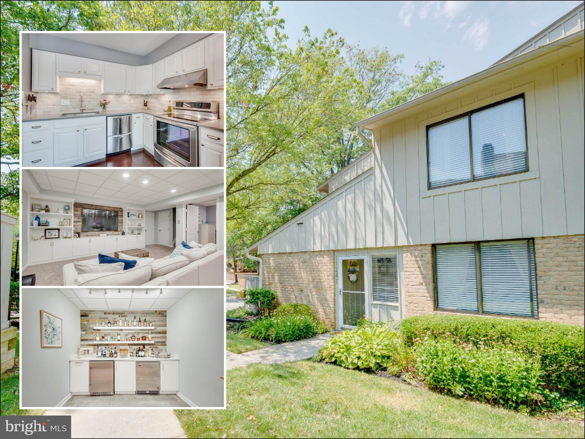 A rare opportunity awaits! This turn-key end unit offers over 2,500 square feet of living and storag