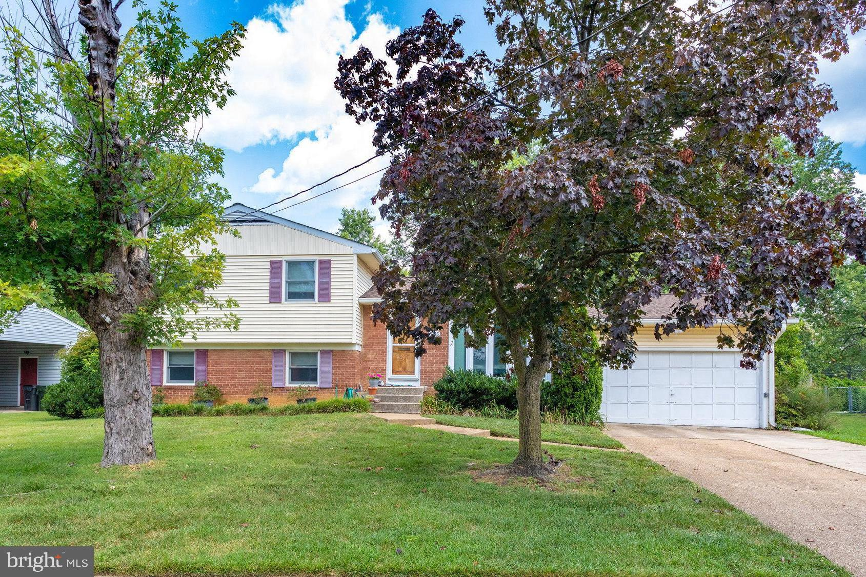 Beautiful 4 bed 2 bath home with ample natural lighting and hardwood floors throughout the main leve