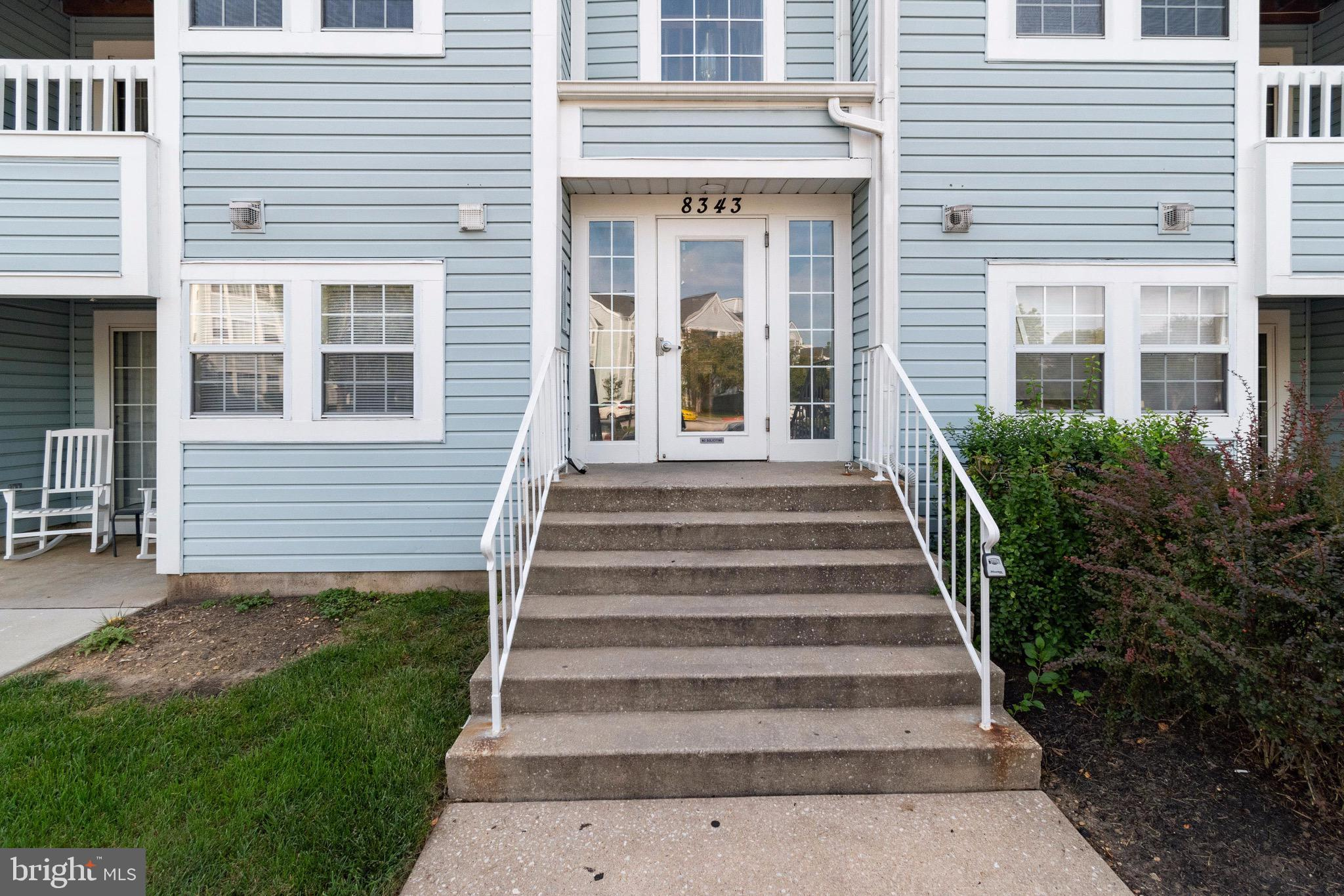 Fantastically maintained and updated ground floor 2 bed/2 bath condo! New washer/dryer and freshly p