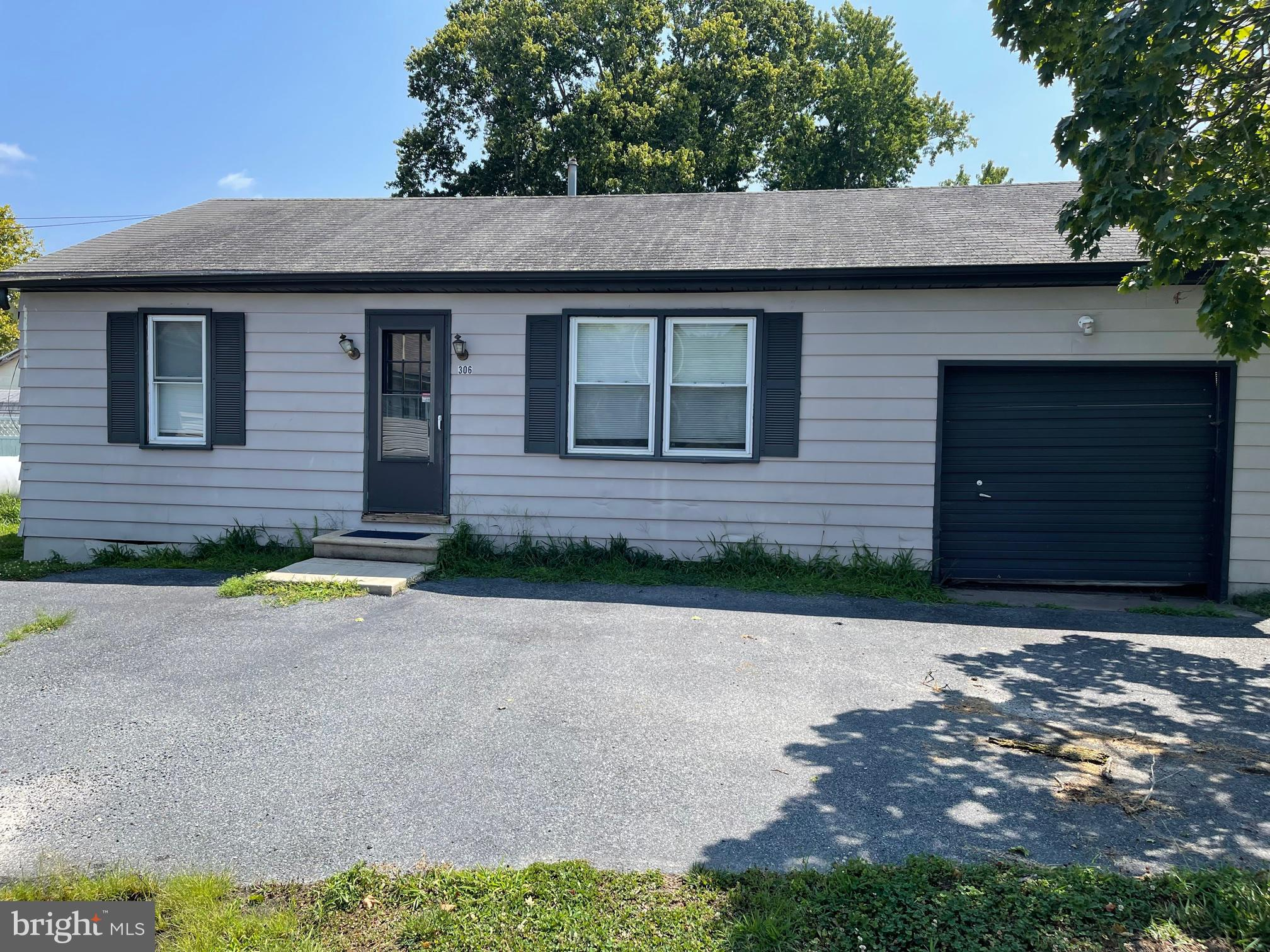 Welcome to this unique property in the Town of Delmar. This ranch home includes 2 bedrooms, Living R