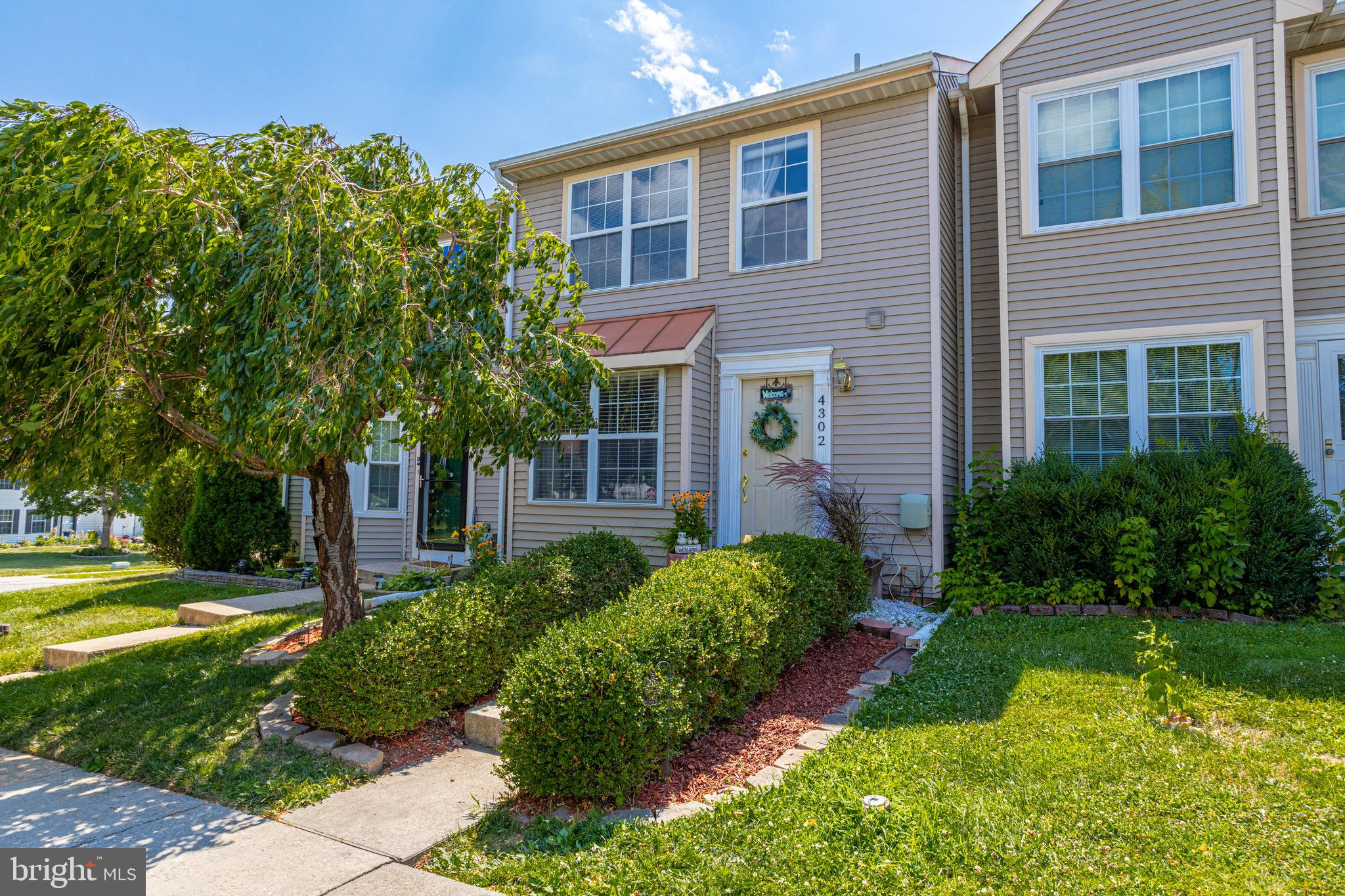Welcome to this well manicured, fully updated 3 bedroom, 2.5 bath townhouse in Belcamp.  Enter into