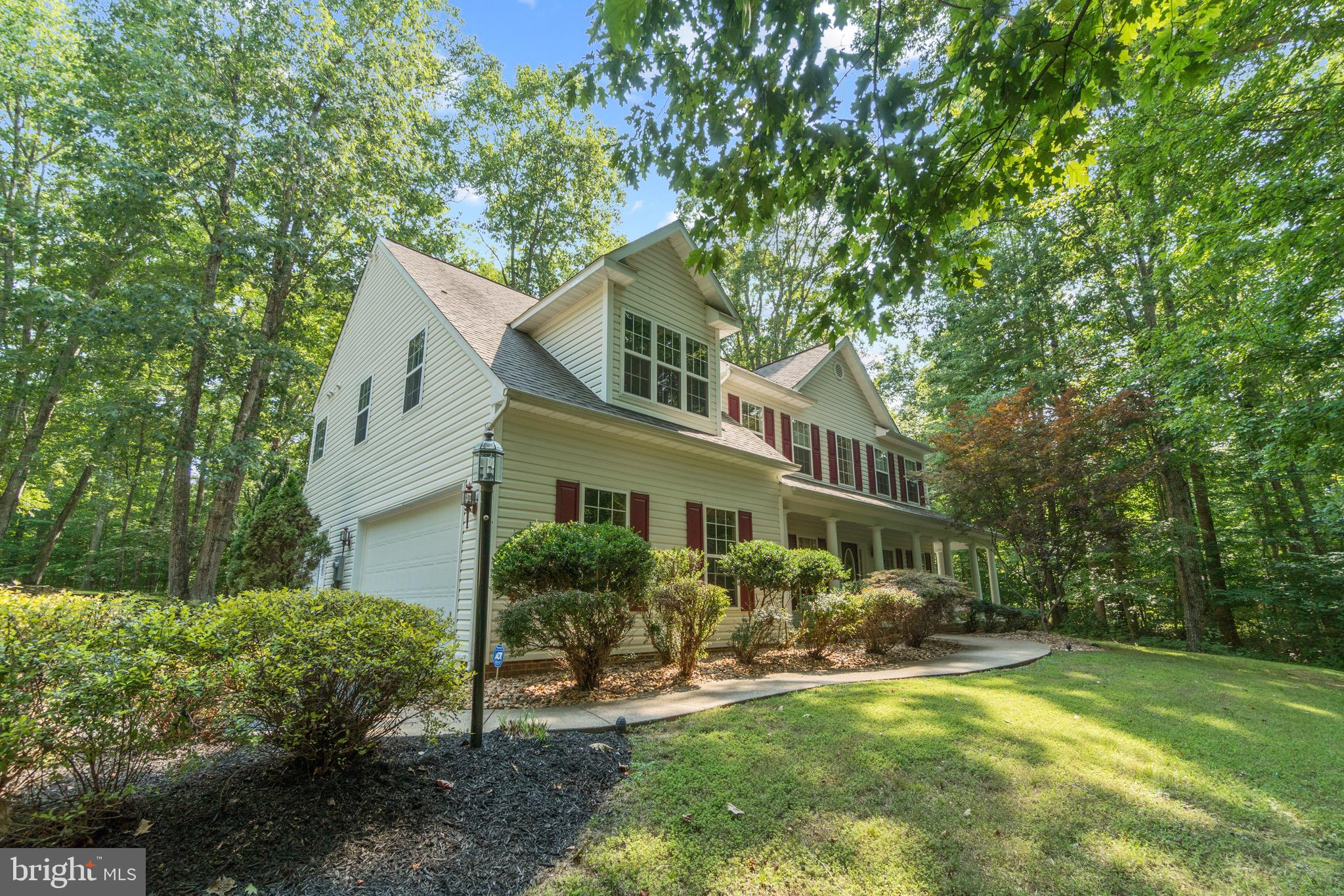 YOU DON'T WANT TO MISS THIS ONE! NO HOA.  A magnificent well-maintained one owner home sitting on a