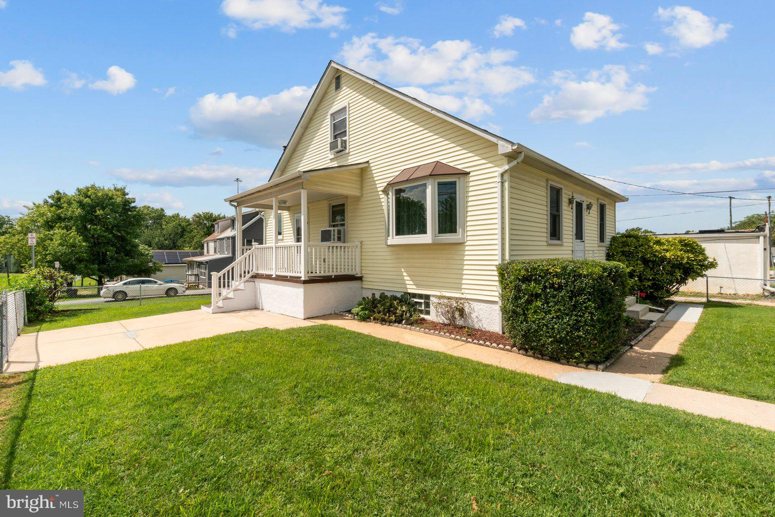 This wonderfully updated, freshly painted bungalow is ready for you to make your home! With 4 bedroo
