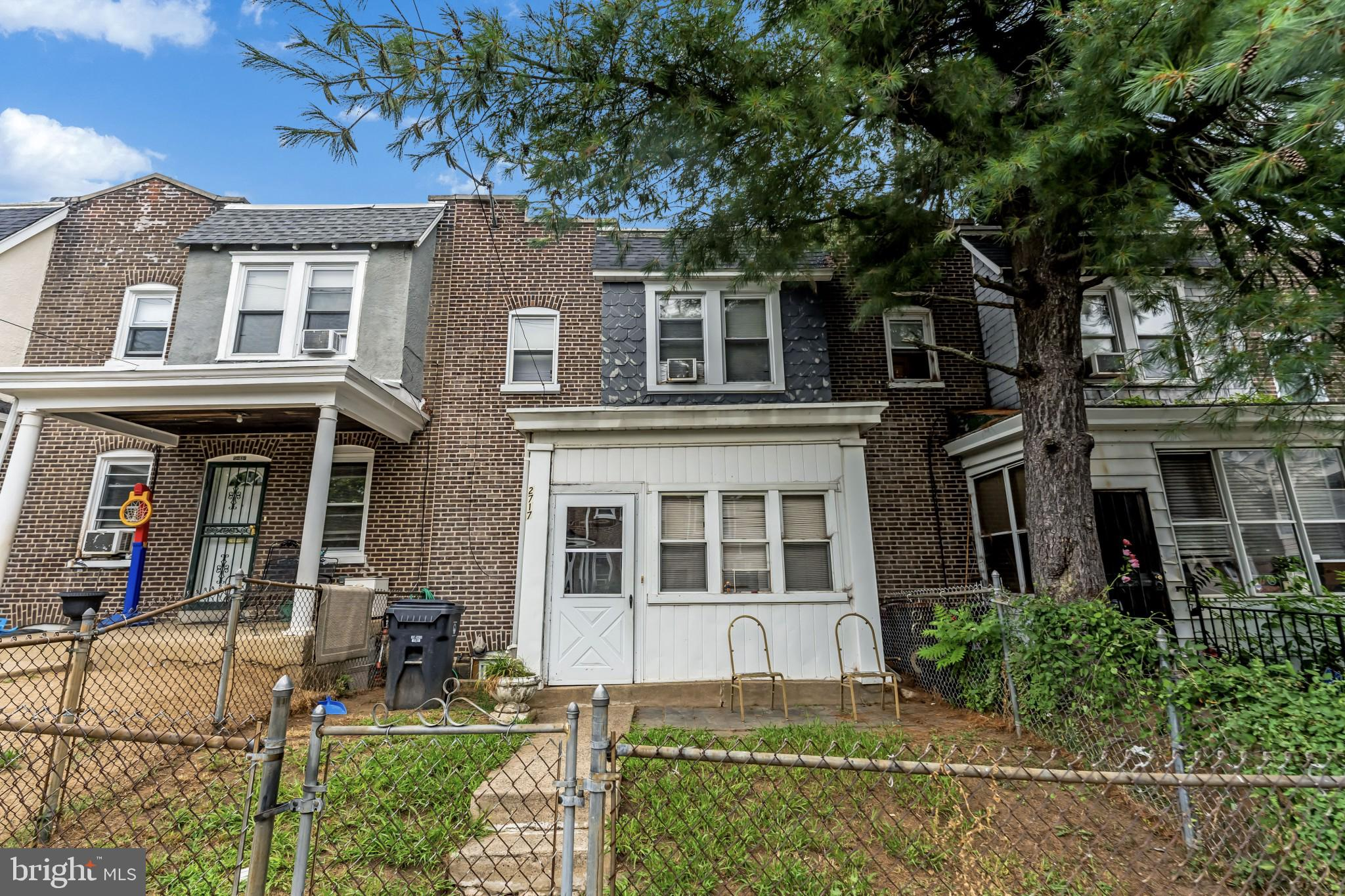 Welcome home to 2717 N Tatnall Street! This charming twin in downtown Wilmington is ready for its ne