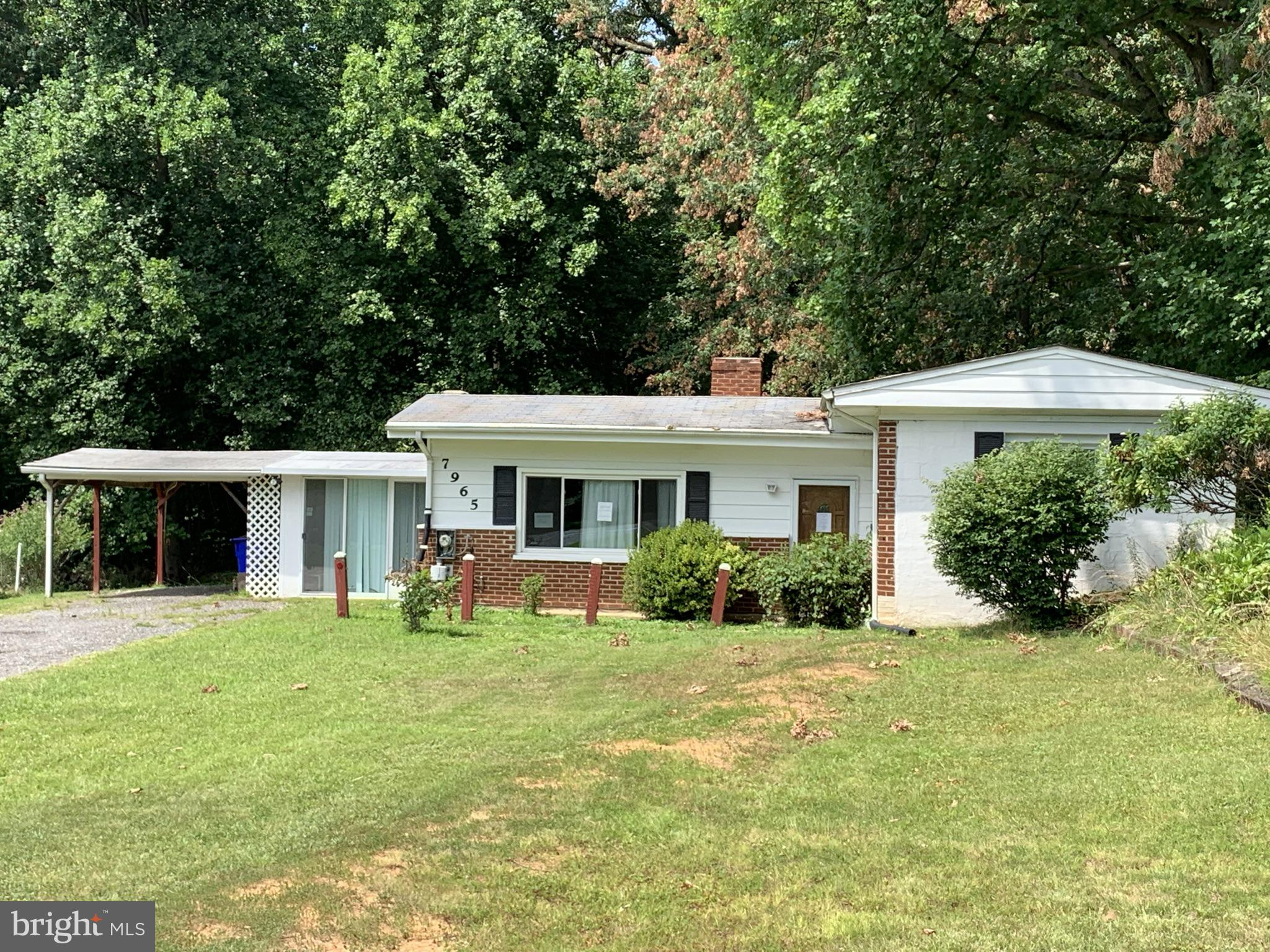 Great Location to own a single-family home in Howard County.  A great started home with basic featur