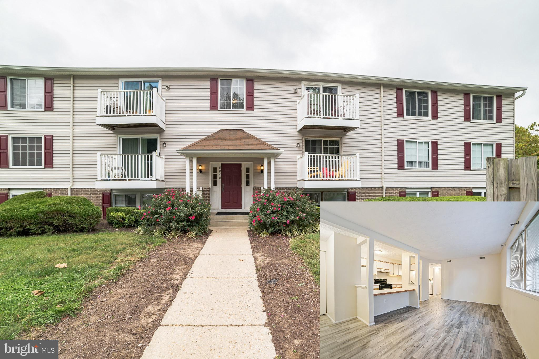 Come tour this affordable 2 bedroom condo in Chesterfield Garden. This unit is conveniently located