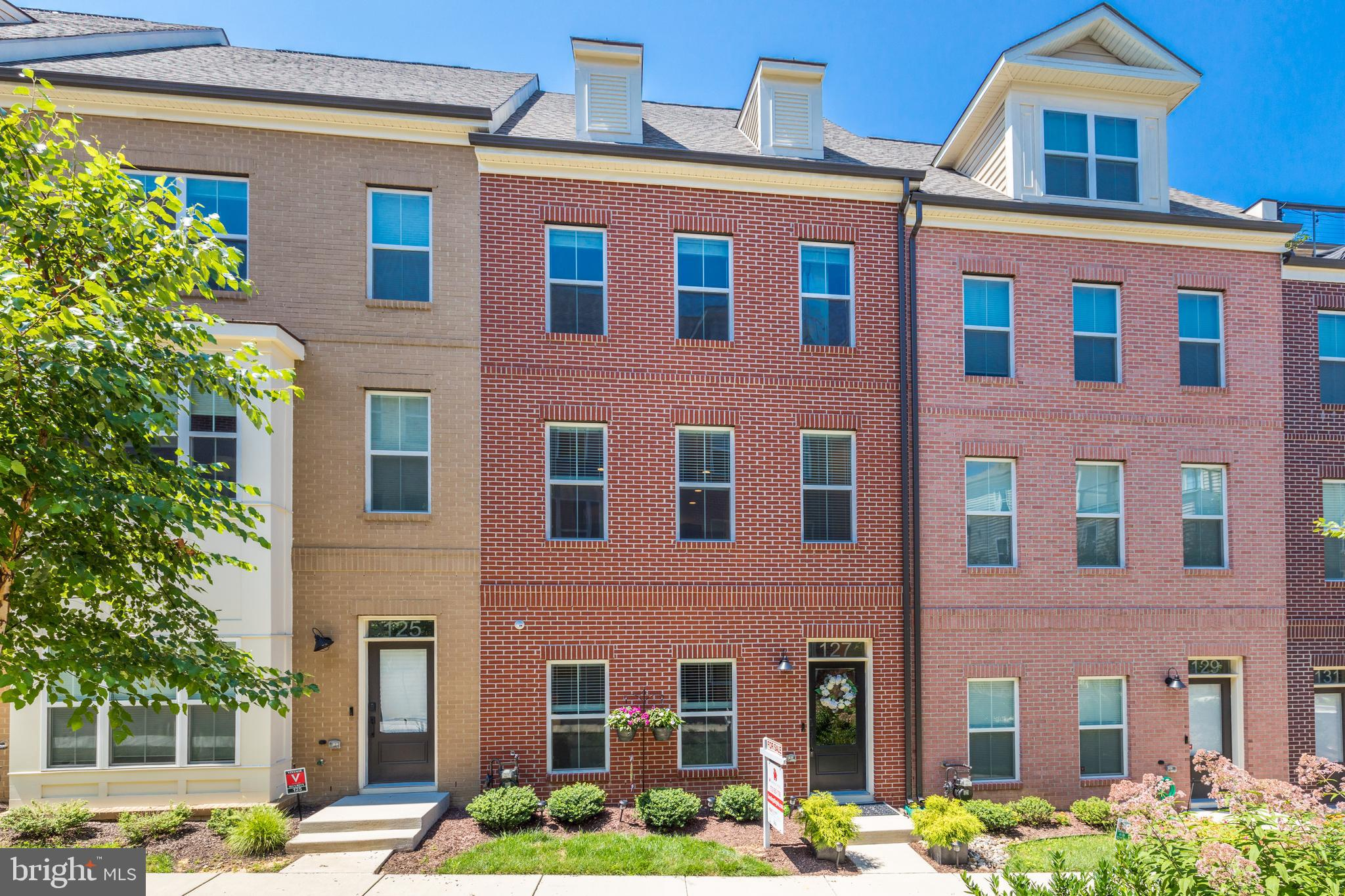 A beautiful and pristine home in Silver Spring, MD, ONLY 200 yards from the metro station! You drive