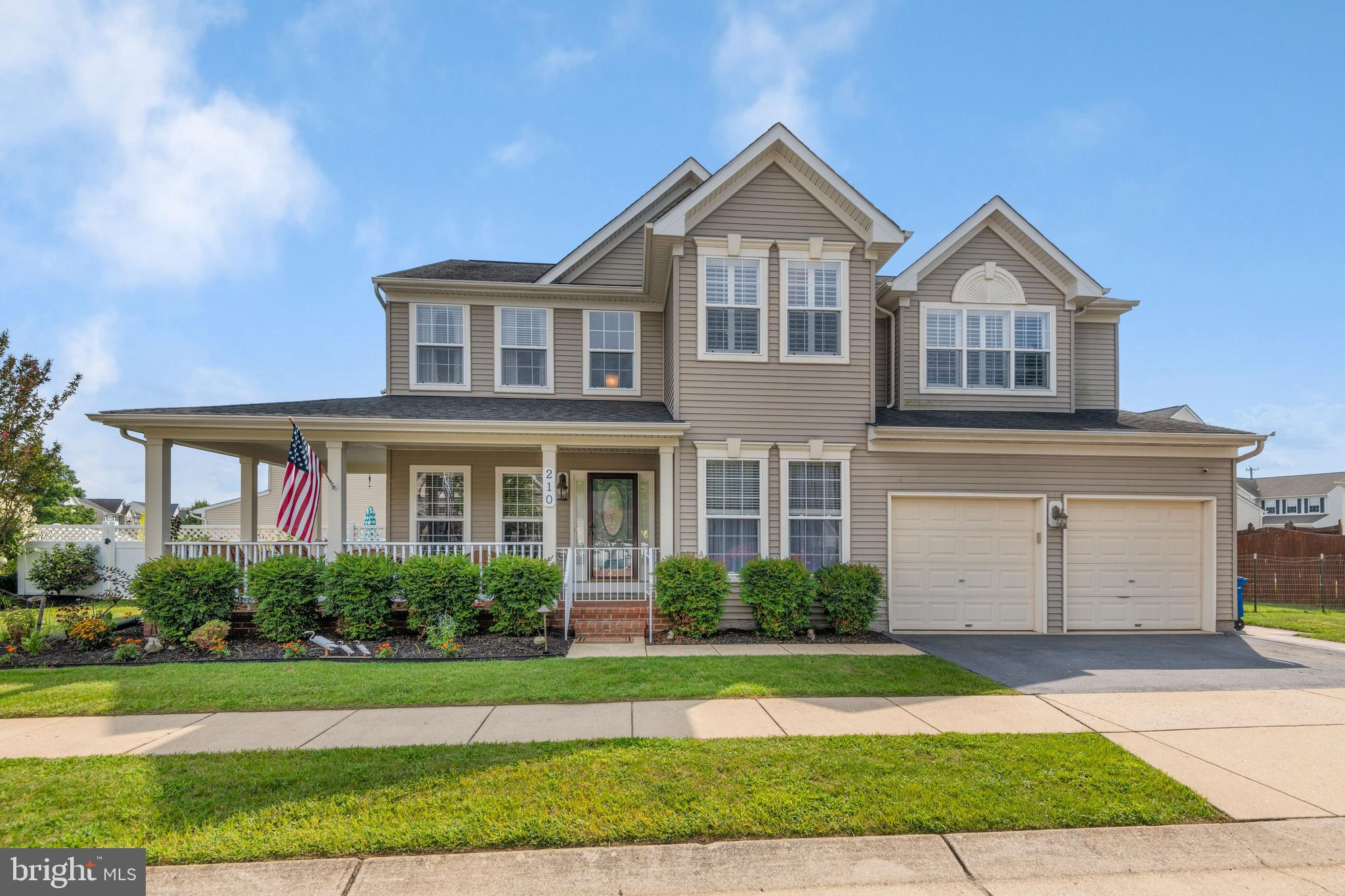 Now is your chance to own in the sought-after community of North Brook, in the beautiful historic town of Centerville! Your new home is located on a corner lot and features a wide wrap-around brick front porch and backyard oasis with an IN-GROUND POOL. Built in 2006, this Princeton model offers spacious bump-outs: Dining Room, Family Room, Kitchen, Primary Bedroom with a Sitting Room. Create a Bedroom, Home Office, or In-Law/ Au Pair Suite on the first floor. Gather around the gas-burning fireplace in the Living Room on cool evenings to watch a movie or host a game night. Create meals and memories in the gourmet Kitchen, which overlooks the beautiful rear yard and patio. Completely the main level is the spacious Dining Room, Full Bath, and Laundry Room with utility sink. Atop the home is nestled the 4 Bedrooms ( all with their own walk-in closets) and 2 Full Baths. The Primary Bedroom features a sitting area that could be used as a home office, large closet, work out space, the possibilities are endless. The adjoining ensuite has an oversized tub and custom shutters for privacy. Storage is not an issue in this home, enjoy the 4 foot enclosed space under the stair of the Foyer hallway. Relax by the pool in your private rear yard as you bask in your luscious yard and lovely landscaping that is watered by an irrigation system. Partake in all the North Brook community has to offer such as the soccer field, picnic pavilion, tot-lot, and walking trail. Location is everything, you will be able to enjoy all the Bay has to offer such as fishing, bird watching, or kayaking. Take advantage of easy day trips to the beaches of Maryland, New Jersey, Pennsylvania, and Delaware. Book your appointment today!