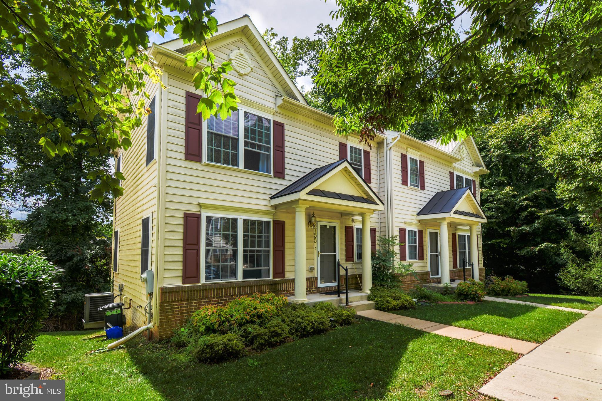 MPDU-income restricted townhome in 55+ community!! Beautiful home which has been gently used and fea