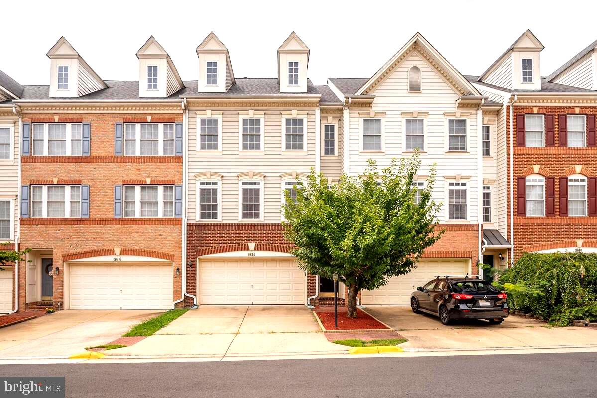 A stunning residence with 3 bedrooms, 2.5 baths and oversized 2 car garage parking in popular Gunsto