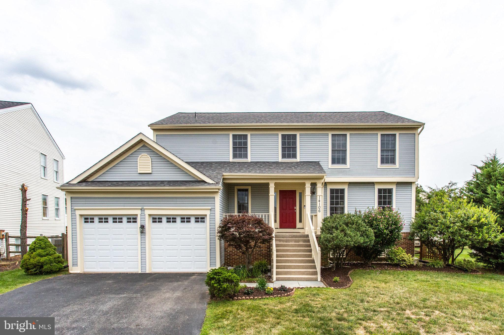 Meticulously maintained colonial in sought after Dufief Mill Estates neighborhood in North Potomac.