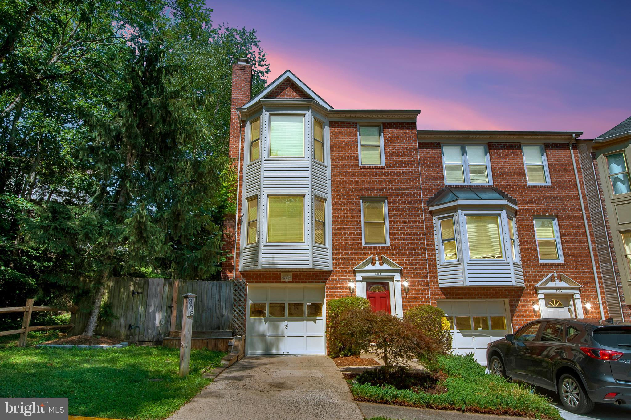 """Welcome home to this tastefully remodeled townhome in sought after Townes of Ashleigh!! Close to Quantico, a commuter's dream!  This three level END UNIT will meet all of your """"move-in ready"""" check boxes. If you are looking for something with low maintenance and shows true pride of ownership, look no further. These original owners have spared no expense. Some of the upgrades include a new 25 year shingle roof (2019), whole home was freshly painted, double-hung Pella windows and exterior Pella doors, maintenance free clad siding, high-end granite countertops in kitchen and all bathrooms, all new appliances throughout, a gorgeous cedar closet and much more. The master bathroom is CAPTIVATING with gorgeous tile throughout and an oversized rainfall shower. This home is EXTREMELY spacious as the original home was built with a much larger footprint compared to other homes in the community.  Last but not least, the backyard is wooded and will be your own private oasis!!SELLER GAVE NOTICE TO BUYER _PENDING RELEASE  ?"""