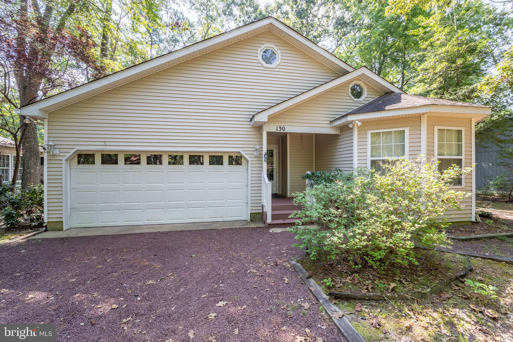 This 3 bedroom 2 bath home is the perfect start to home ownership as this home has a 2 car garage that is highly desirable in the pines.  Ocean Pines is full of amenities including 5 pools, parks, tennis, racket ball, pickle ball court and private ocean front beach club and more.