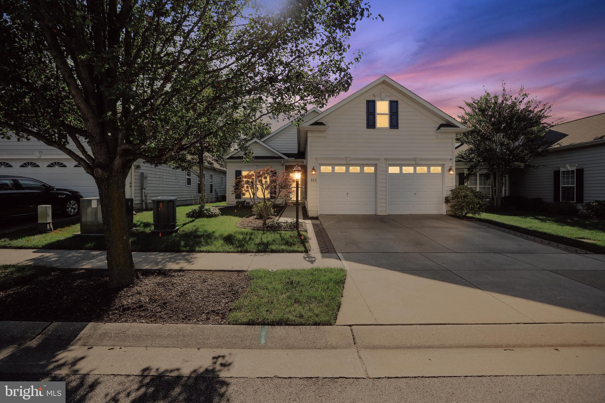 Finally! A  home with SUNROOM addition, OFFICE addition, sky basement, AND a private backyard is on the market in Symphony Village.  This house has it all! The additions maximize natural sunlight with fabulous windows.  A kitchen with ample cabinets, pantry, and counter space will make cooking  enjoyable again. Your owner's suite boasts his and her closets. Your Owner Bathroom has a corner soaking tub with a walk-in shower. The thought-out floorplan is evident as the two guest bedrooms are on the other side of the house, with their guest bathroom.  Social distancing is easy on your custom stone patio, designed with privacy in mind.  Symphony Village is a 55+ community designed around you. For the active: Fitness center, aerobics, dance studio, tennis courts, bocce ball courts,  putting green. Are you looking for social opportunities?????   Music room, multiple activity rooms, billiards room, library,  community flower garden, crafts. You will see your neighbors playing badminton, horseshoes, or lounging around one of two pools. One indoor, one outdoor. Symphony Village allows you to vacation where you live.  This house will not last! Make sure to click on the tour link and view the Interactive Floor Plan.