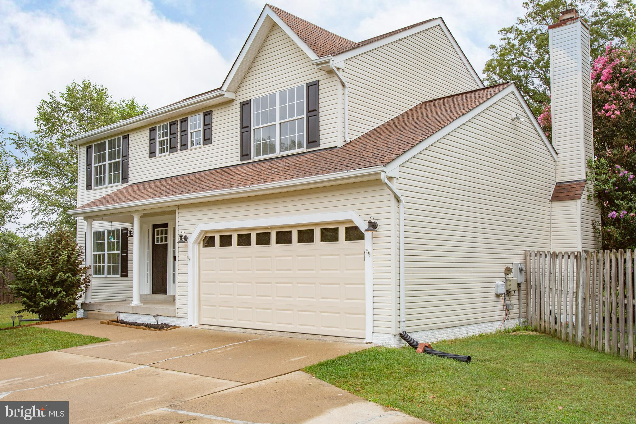 This newly renovated home is ready for its new owners! NO RENT BACK NEEDED!  Beautiful colonial home