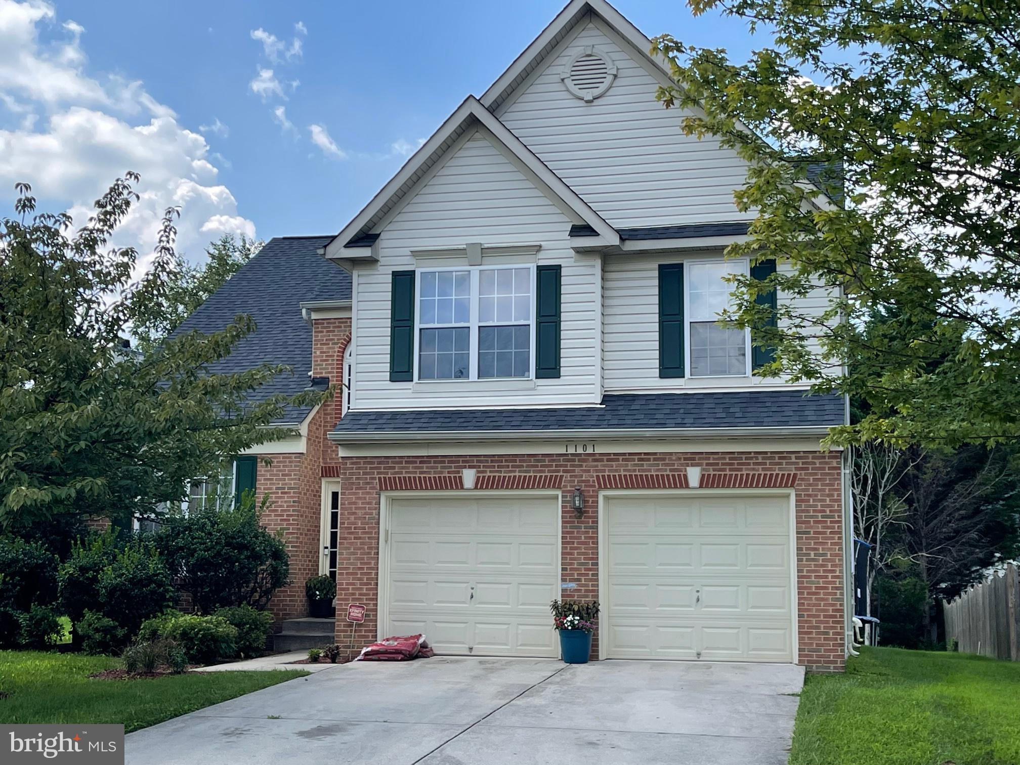 Beautiful home in Perrywood featuring 4 bedrooms on the upper level, the Primary bedroom has an ensu
