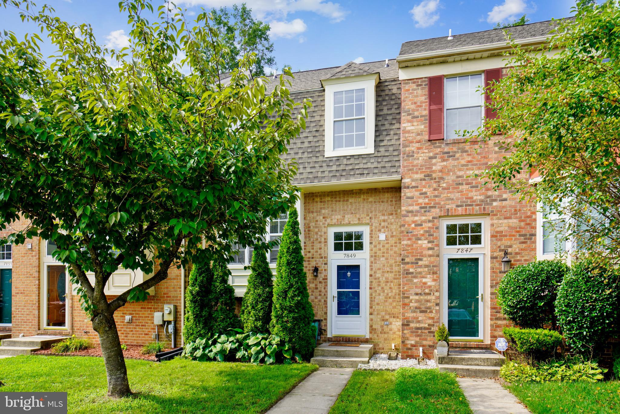 Beautifully updated Townhome in Stoney Beach. This fabulous property offers  three fully finished levels with over 1,400 finished square feet, new gourmet Kitchen with granite counters & stainless steel appliance, new roof, new deck, updated HVAC, freshly painted, carpets professionally cleaned, hardwood floor, fully finished lower level with new full bath and more. The main level's open concept continues throughout the main level and ascending to both upper and lower levels. The upper level leads to luxurious Owner's bedroom with private entrance to full bath, and nicely size closets. The additional features to the upper level include spacious second bedroom with vast amount of closet space. The amazing features of the lower level continue to offer endless possibilities with large Recreation room/3rd bedroom, full bath, storage area in Laundry/Utility room. The sliding glass door off the Living room on the main level invites one to a NEW large deck overlooking backyard oasis backing to trees for maximum privacy. The sliding glass door off the lower level invites on to a private covered walk up. With a  front porch surrounded by professional landscaping, fantastic exterior amenities overlooking the woods, easy access to premium Stoney Beach community amenities, you'll enjoy a perfect setting for private relaxing and entertaining both inside and out. Community amenities include: clubhouse,  outdoor pool, playgrounds, picnic areas, beach, boat ramp, walking paths, boat yard storage and more!! Minutes to Baltimore City,  Fort Meade, NSA, public transportation. With easy access to: 695, 97, 100, 32, 50, 295, 95 making it an ideal home for commuters. Don't hesitate. Call today for your private tour!!!