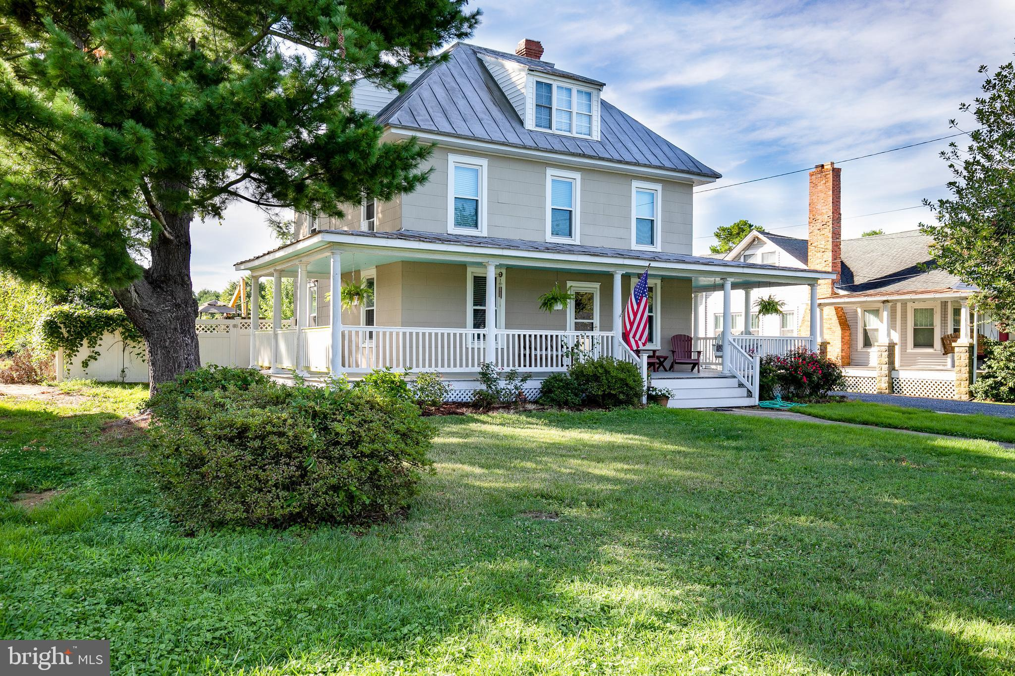 Great opportunity to own one of the few Victorian style homes, just down the road from Historic Stev