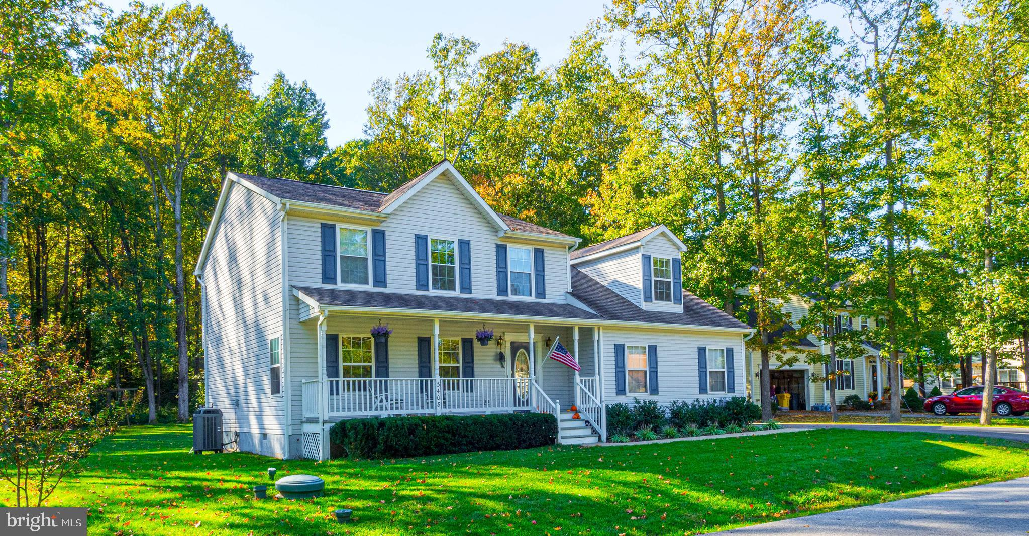 Tastefully updated colonial with beautiful backyard for kids, entertaining, or both.  This home is l