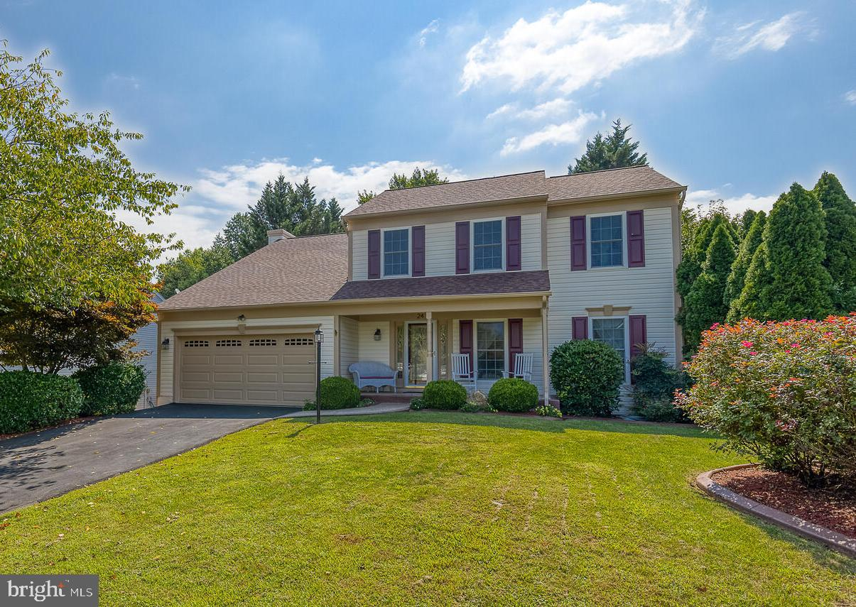 Looking for the perfect house? This is it! Meticulously maintained and beautifully updated with rece