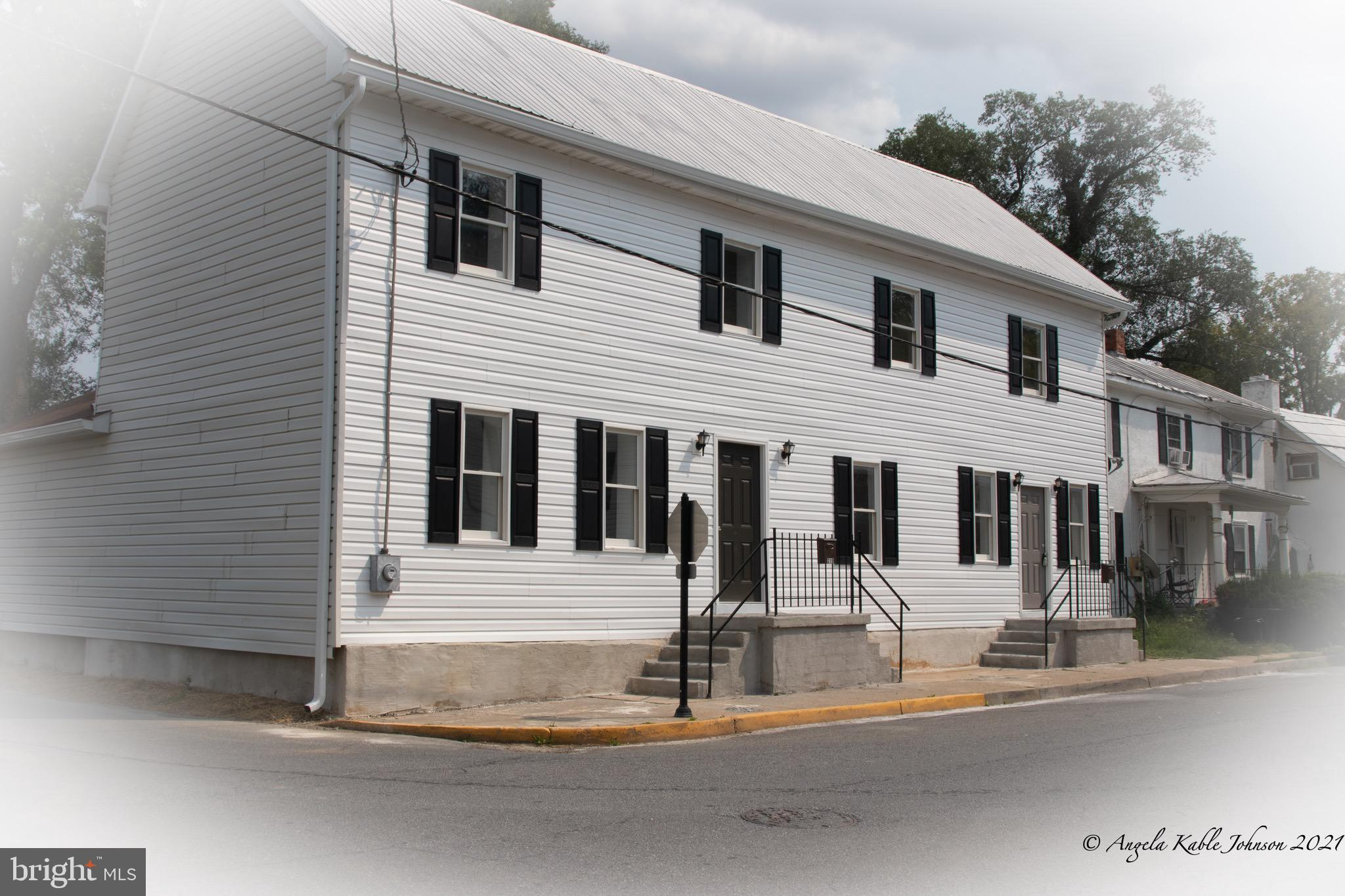 Beautifully renovated 3 BR/1 Bath affordable home in Historic Downtown Charles Town.  Easy walking t