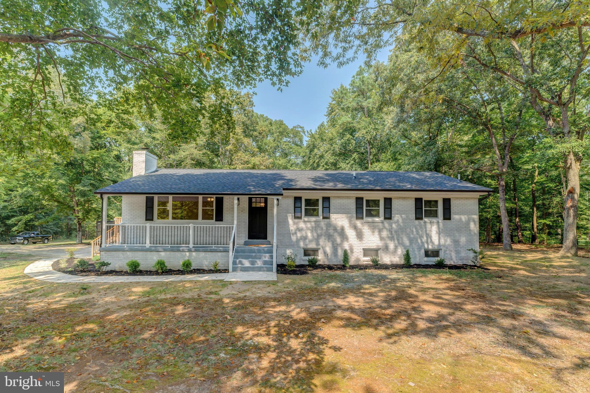 Country living at its finest! Welcome HOME! This 6 Bed, 3 Bath rambler with a basement, sits on 2 +