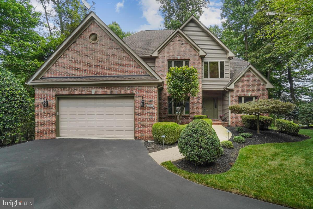 CUSTOM BUILT CONTEMPORARY NESTLED IN THE COUNTRY SIDE ABOVE FREDERICK!  ATTENTION TO THE DETAIL OF T