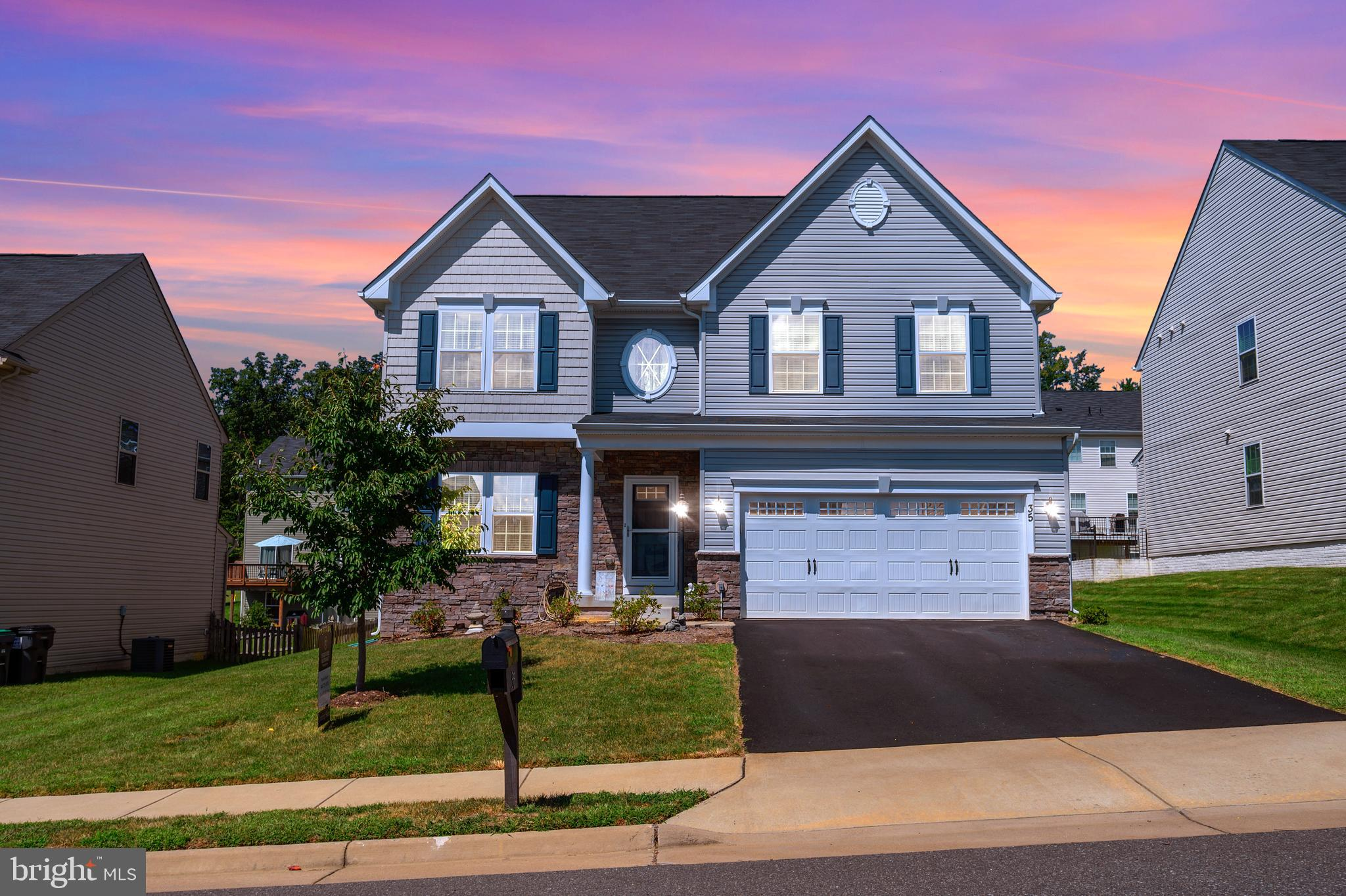 Welcome home.  This gorgeous 4 bedroom, 3.5 bath colonial has over 4200sf of living space with plenty of room for friends and family.  This one-owner home has been meticulously maintained and is located in the sought after community of Southgate.  Step inside and be greeted with gleaming hardwood floors, a gourmet kitchen that offers a massive center island and beautiful granite countertops.  The main level also boasts a formal sitting room, dining, a sun room addition, a large family room, and a office/library room - perfect for teleworking!  The upper level includes four bedrooms, two full baths, convenient upstairs laundry, and a second loft/family area that would be perfect for homeschooling, a playroom, or recreation area.  The spacious master suite with sitting area includes a beautiful master bath, and TWO walk-in closets is what every homeowner desires.  Fully Finished walk-up basement features full bath, a possible 5th bedroom (NTC), large Recreation Area perfect for Entertaining, and Plenty of storage!  Top it off with a nicely landscaped yard, inground sprinkler system, and a shed to help keep the spacious two-car garage tidy... this home is MOVE IN READY, INSIDE AND OUT!!  Not to forget it's just 5 minutes from the VRE, major commuter routes, shopping, dining, and more!