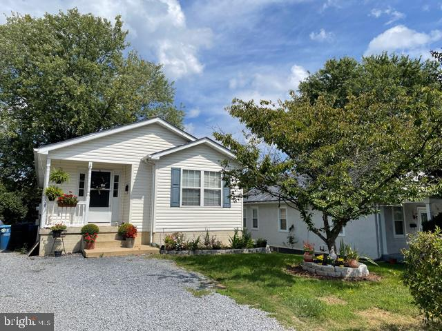 Adorable shot gun style rambler with full finished basement. Hardwood flooring through most of the m