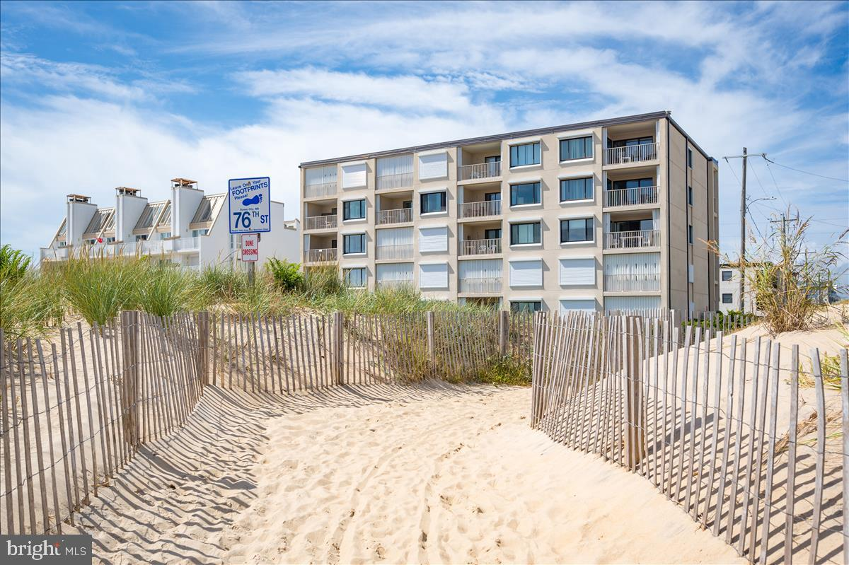 Beautiful Ocean Front condo located just above midtown in the Even Keel building. Imagine waking up to a sunrise every morning with a picturesque view of the Ocean. The views will WOW you! Unit offers two updated bathrooms, SS appliances, large utility room with a  brand new full size washer/dryer. Freshly painted throughout and comes fully furnished. Unit is situated on the 4th floor in an elevator building allowing for easy access. If you were waiting for an ocean front condo... this ones it.