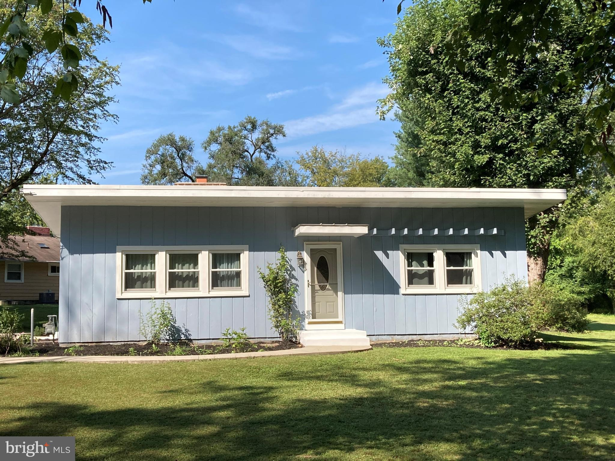 Super cute!!! Lovingly maintained single level home on a FULL half-acre INSIDE the Beltway. Strike a