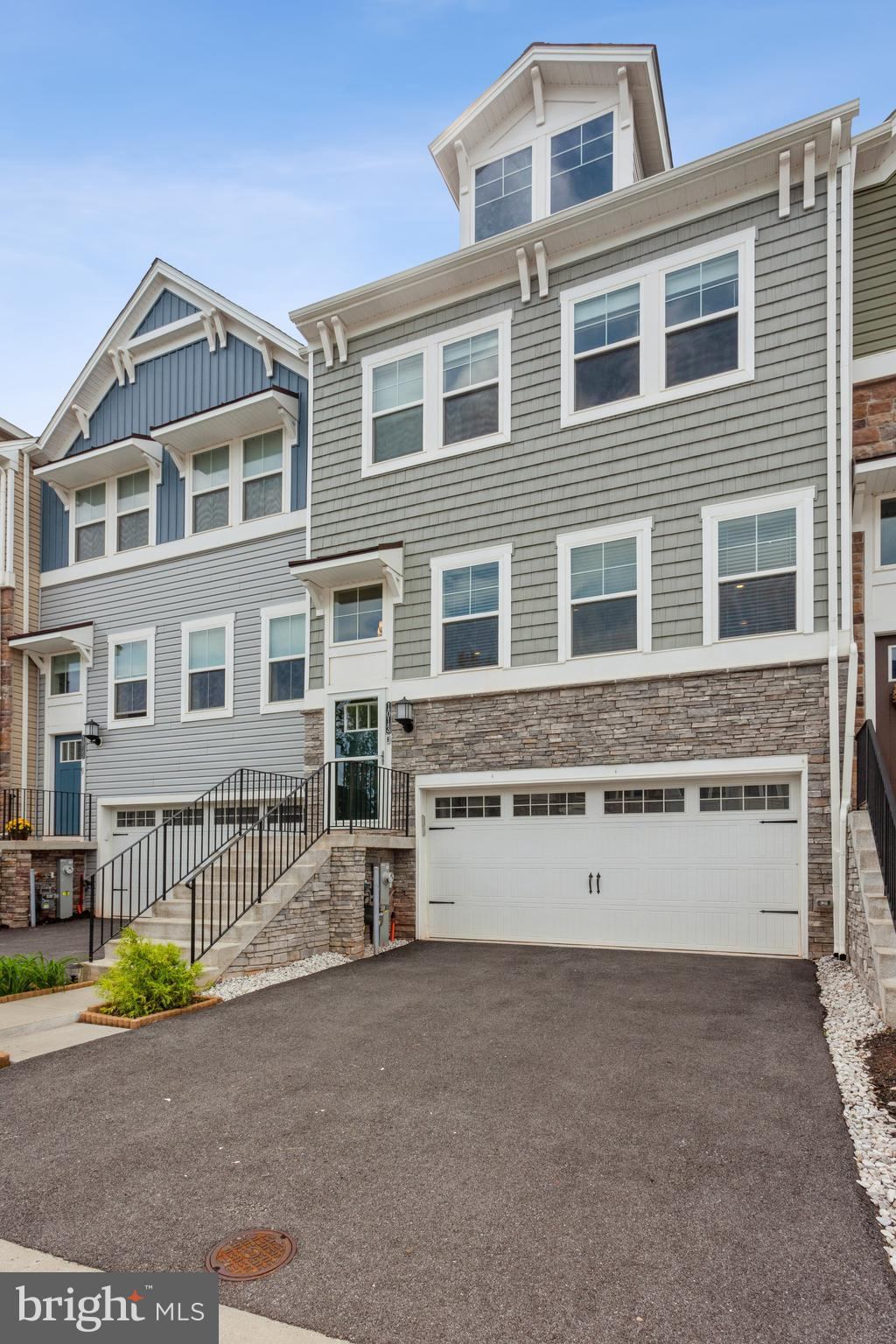Absolutely Spectacular Four Story Townhome  in Amenity Rich Tanyard Cove, and this one has it all!!