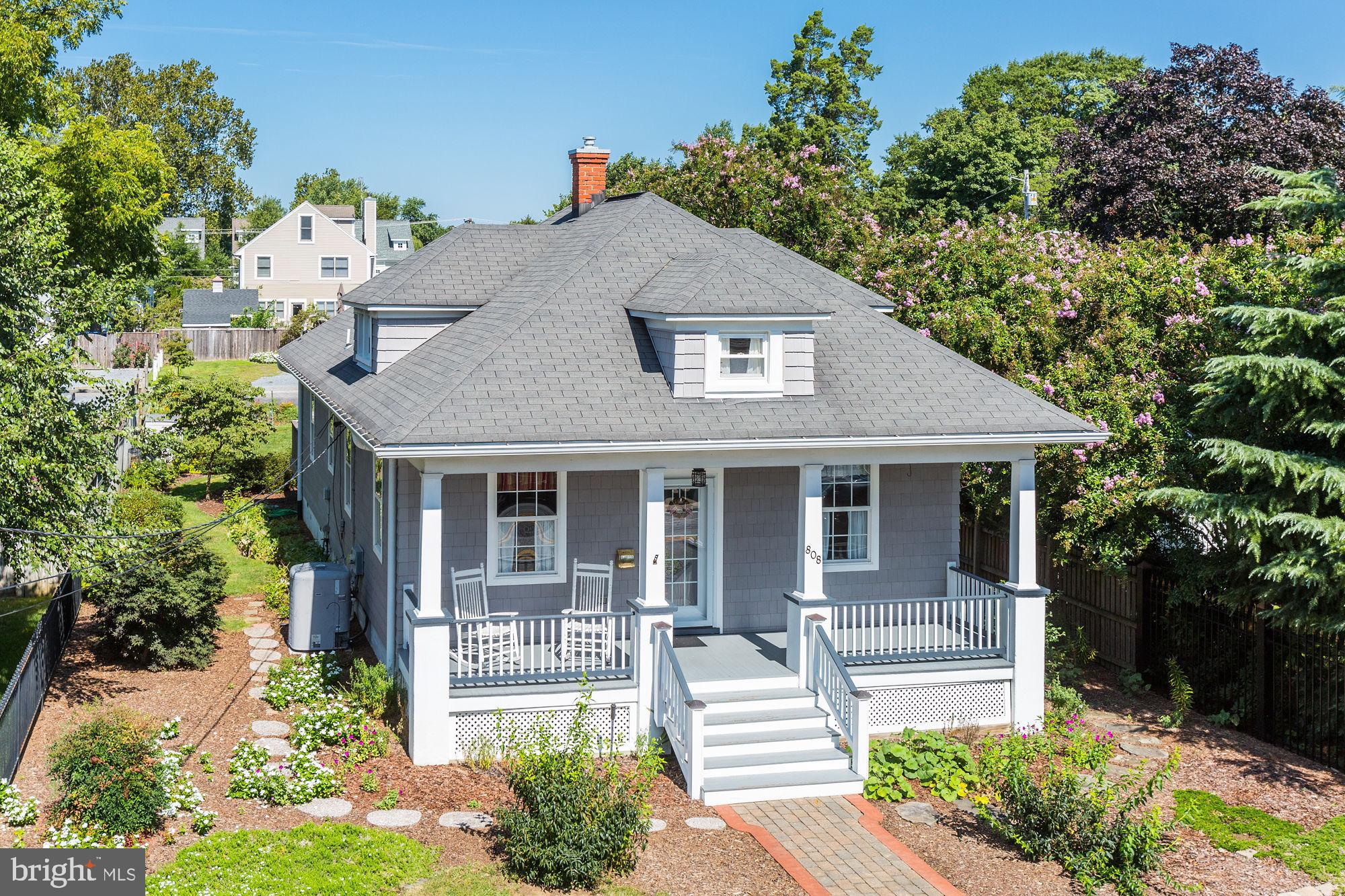 SHOWINGS START TUESDAY  EASTPORT LOCATION & CHARM!  THIS  QUINTESSENTIAL 1930's  CRAFTSMAN HOME IS A