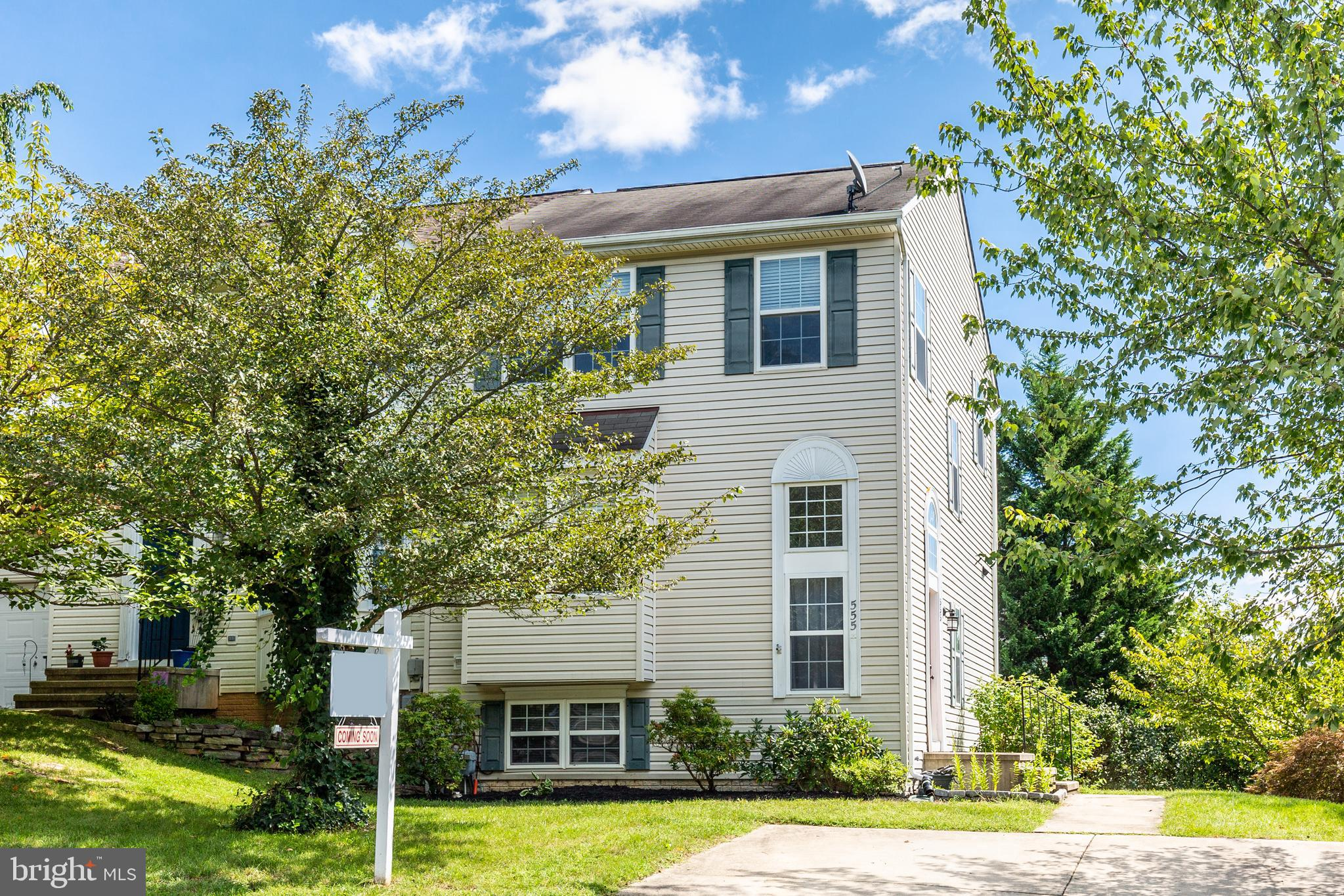 In person showings begin Monday, September 20th. Completely turn key and move in ready - Recently pa
