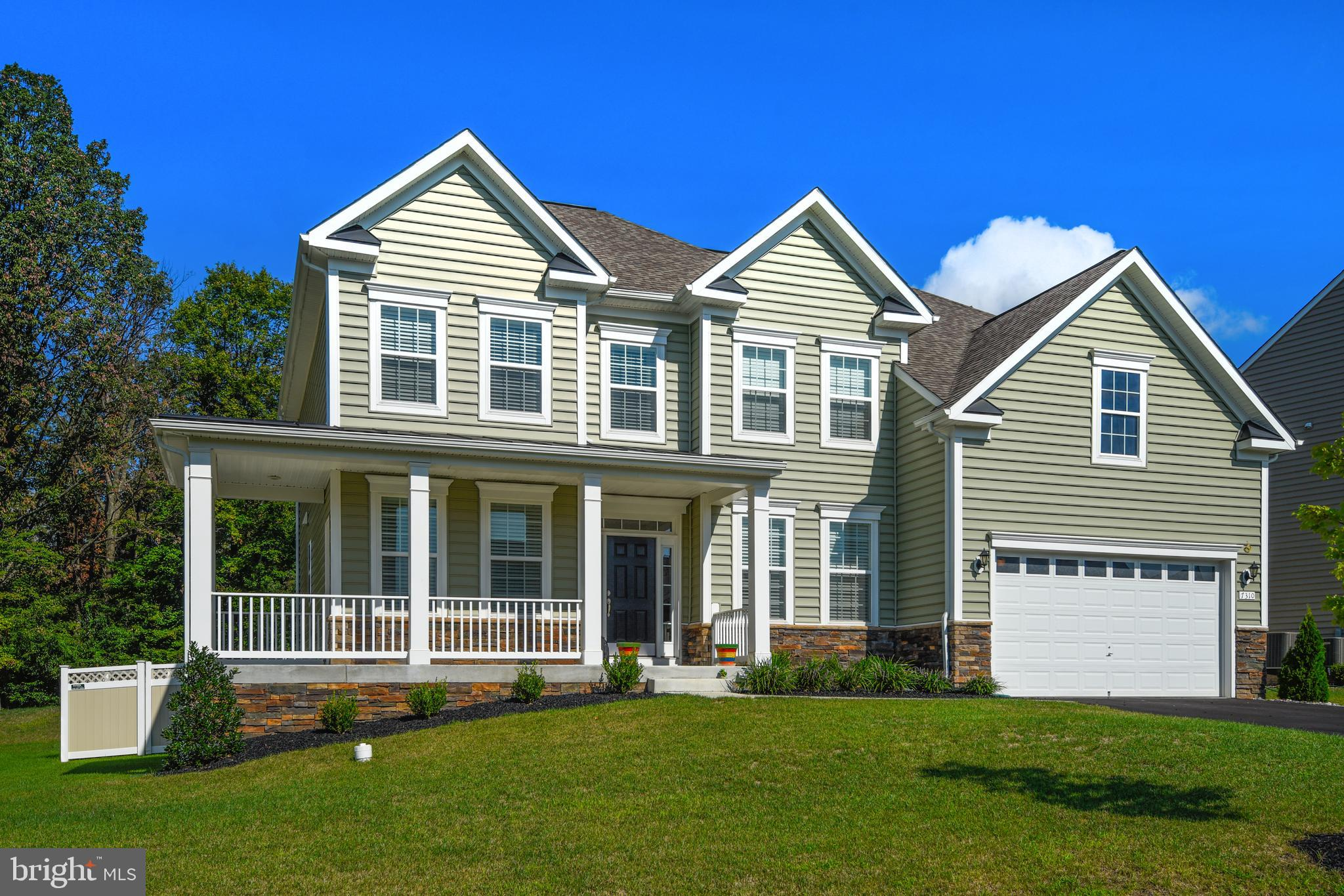 Welcome to this beautiful 4 bedroom, 2 and ½ bath home located in the much sought-after community of