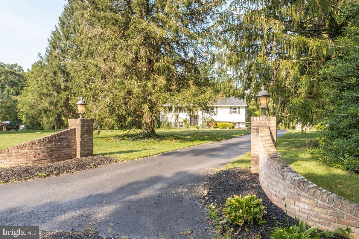 Great 3 bedroom, 2 full bath home on private 1.2 acre lot backing to trees and stream. Enjoy watchin