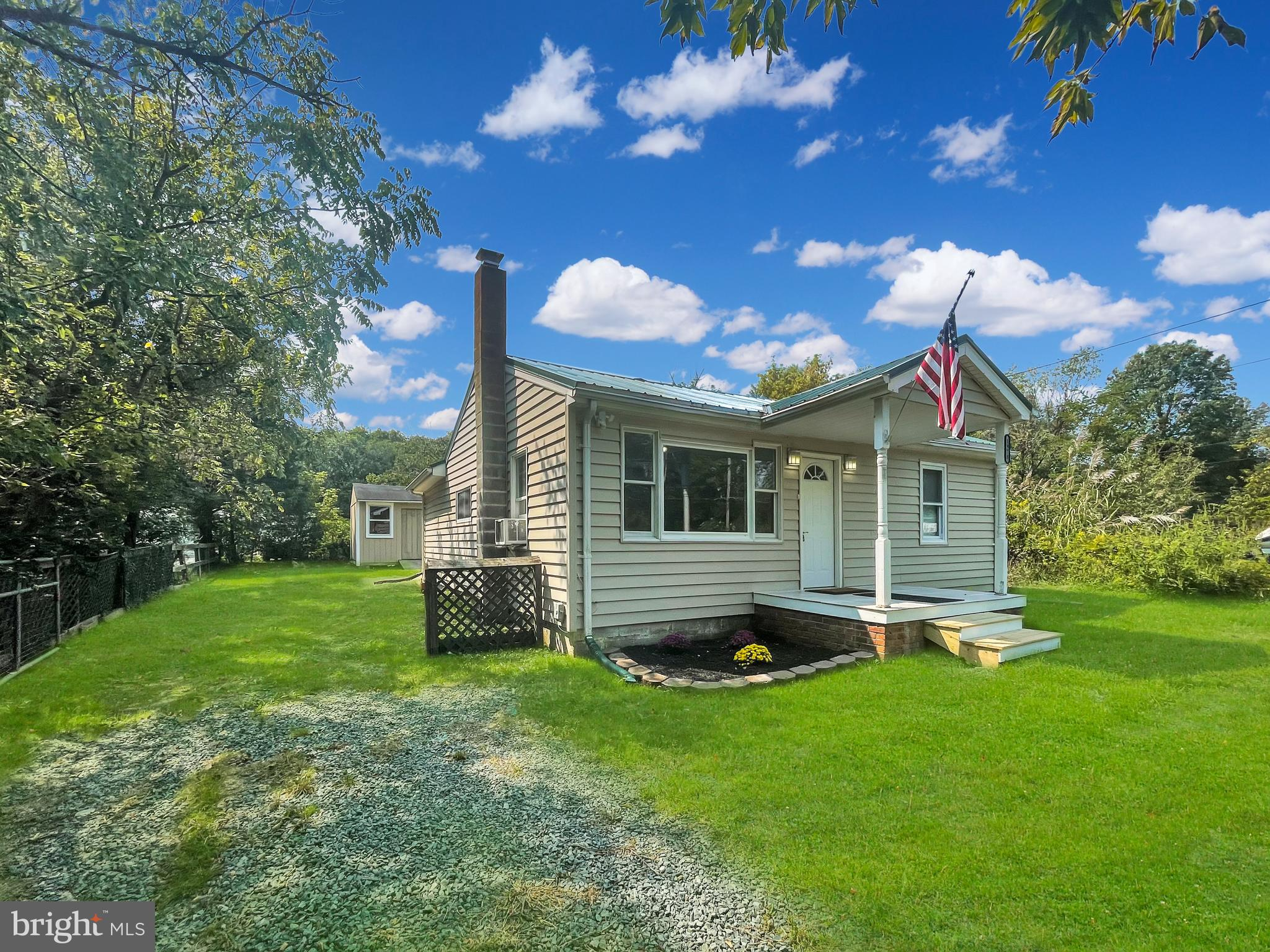 Adorable 3 bed ranch house  in beautiful ceil county.  This property features an open floor plan, ha