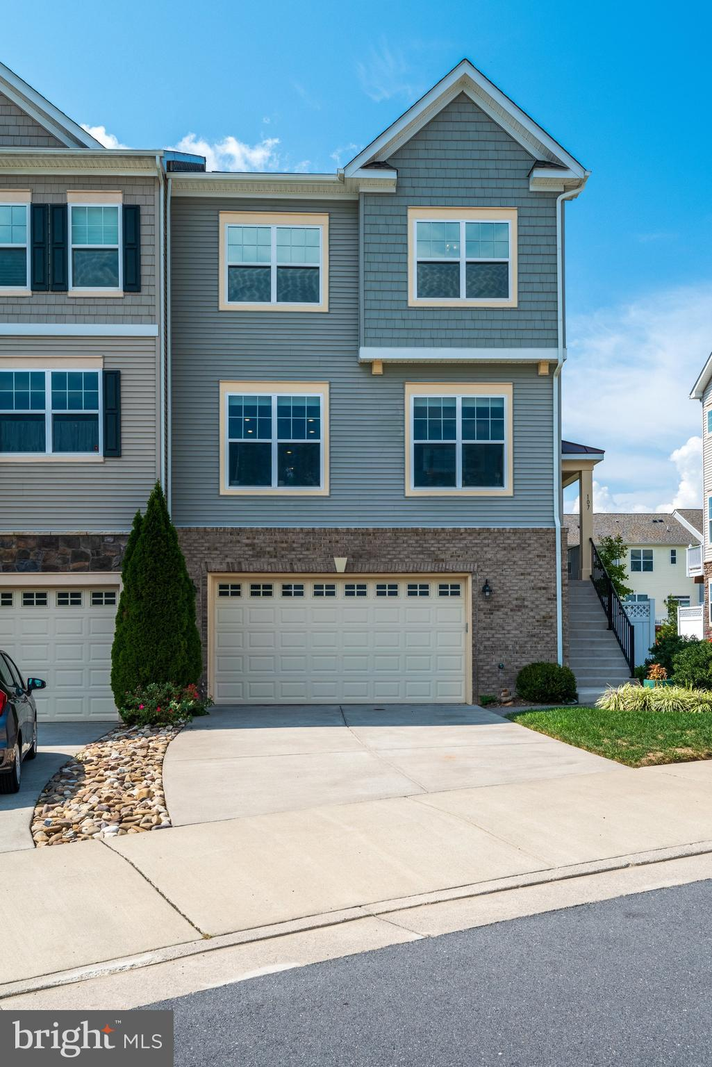 This former model 3 bedroom, 3.5 bath end unit home has been lovingly maintained with upgrades throu