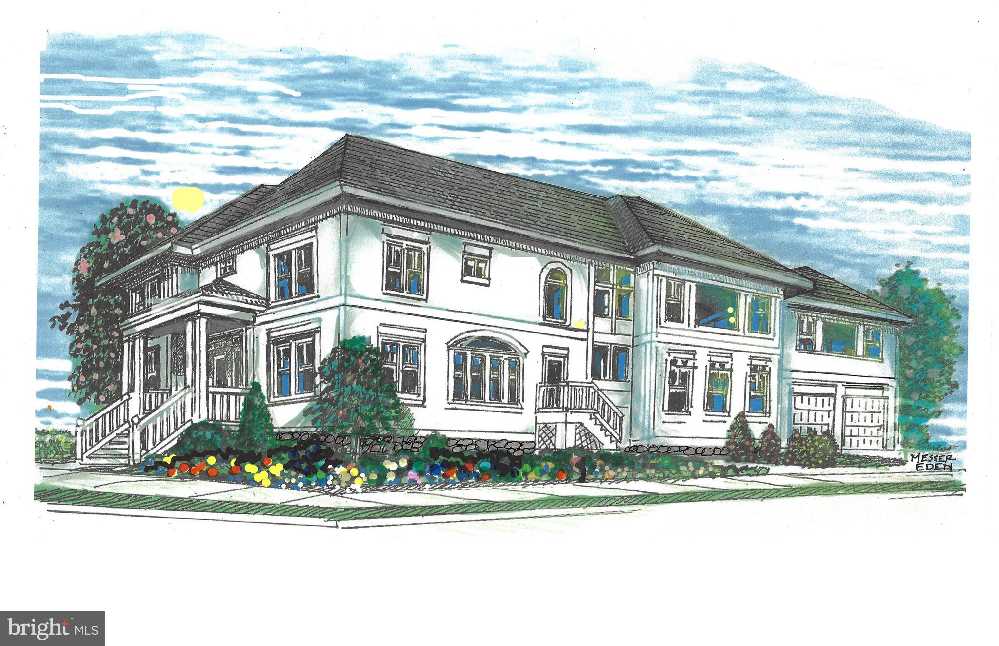 Exquisite NEW CONSTRUCTION, minutes from Washington DC, Parkway & block away from Lee Highway! **CON